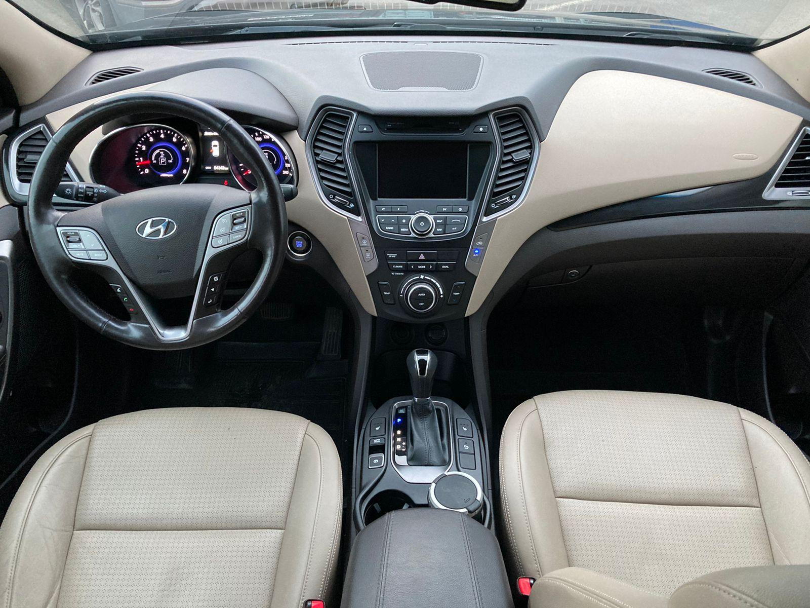 Hyundai Santa Fe Внедорожник (2013г.)