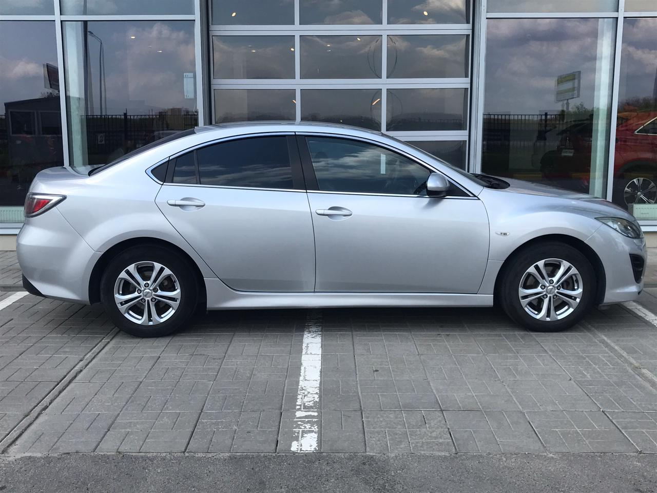 Mazda | 6, II (GH) Рестайлинг