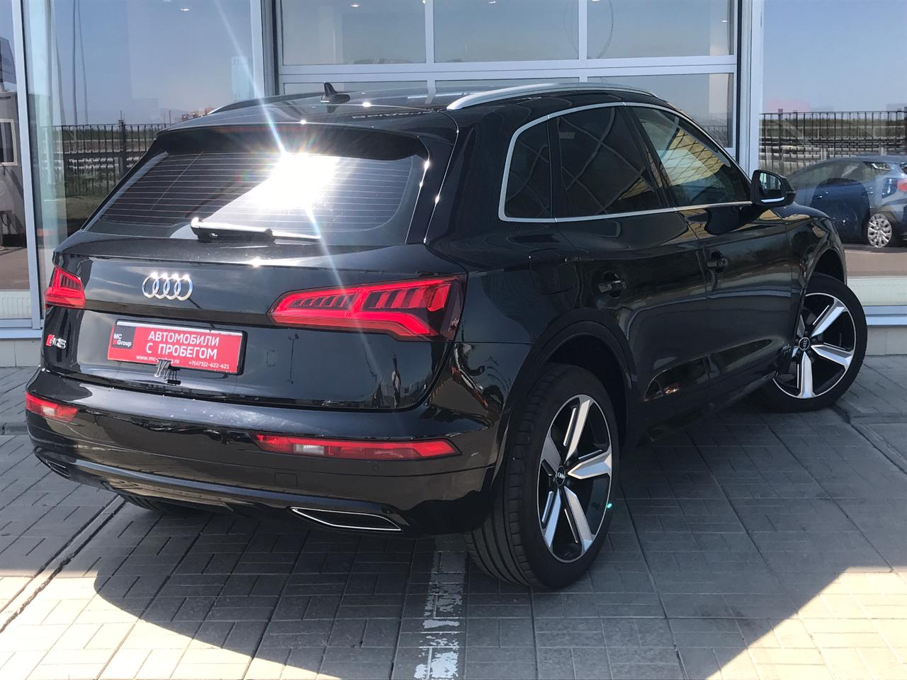 Audi | SQ5, II (FY)