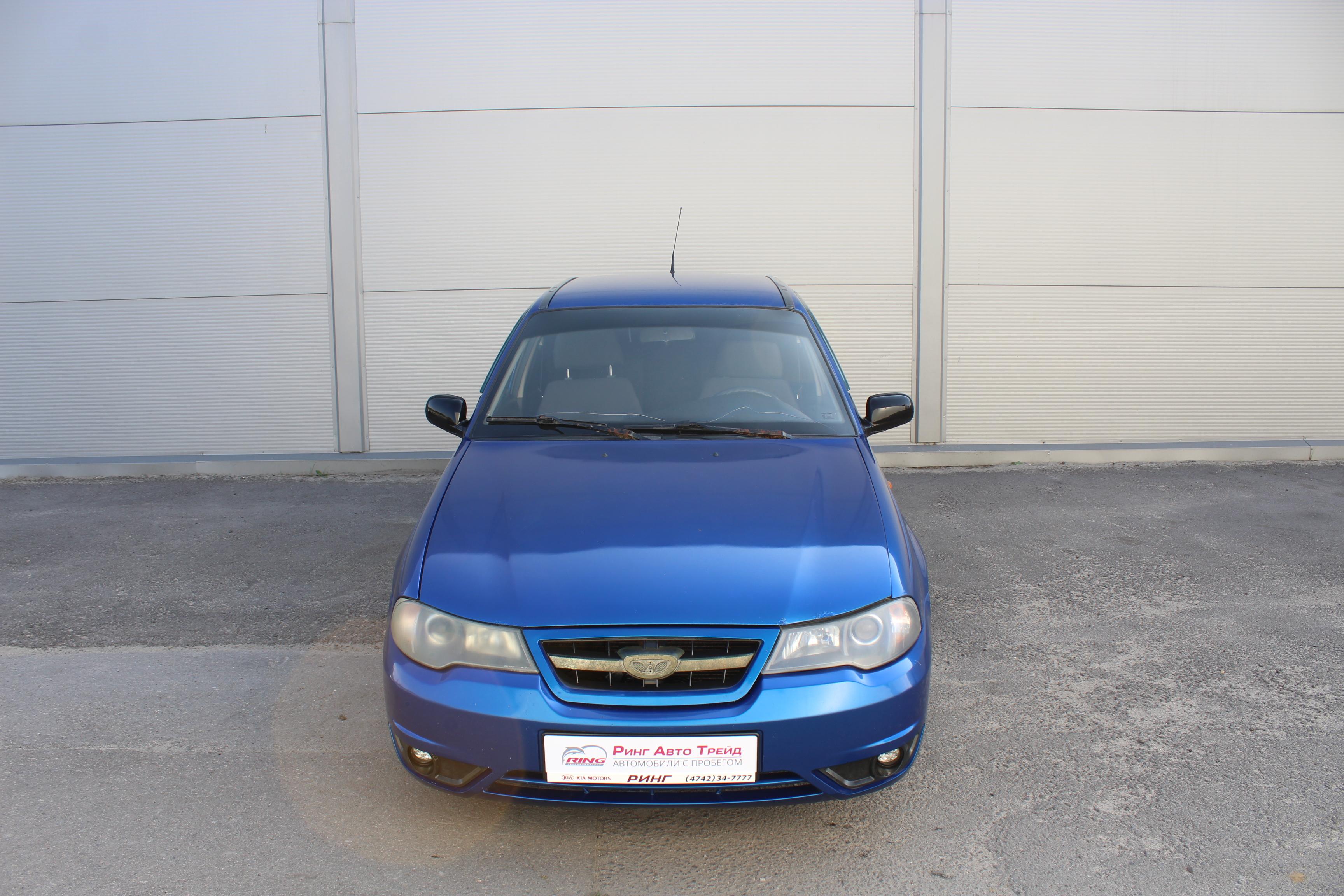 Daewoo Nexia Седан (2010г.)