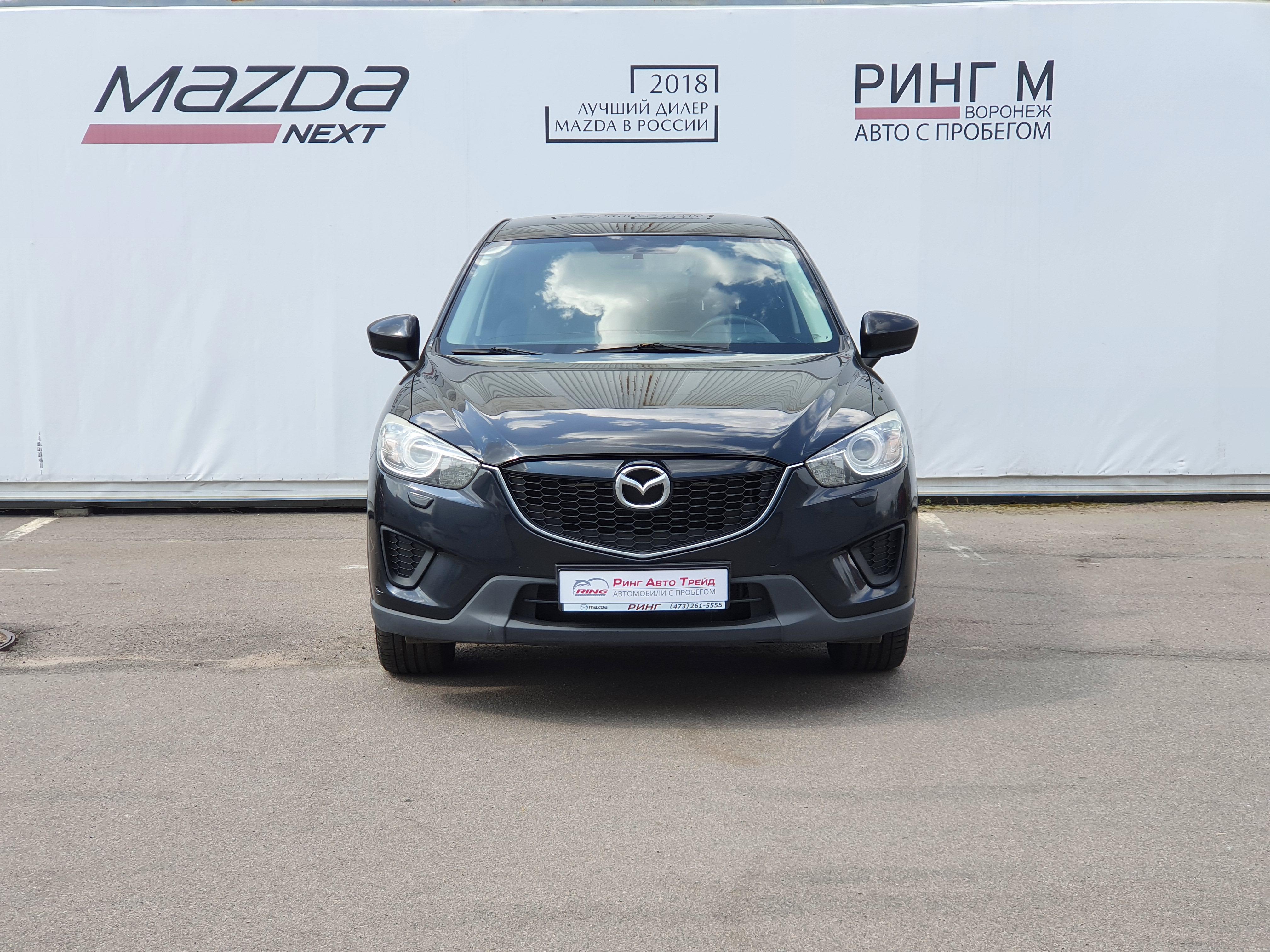 Mazda CX-5 Внедорожник (2013г.)