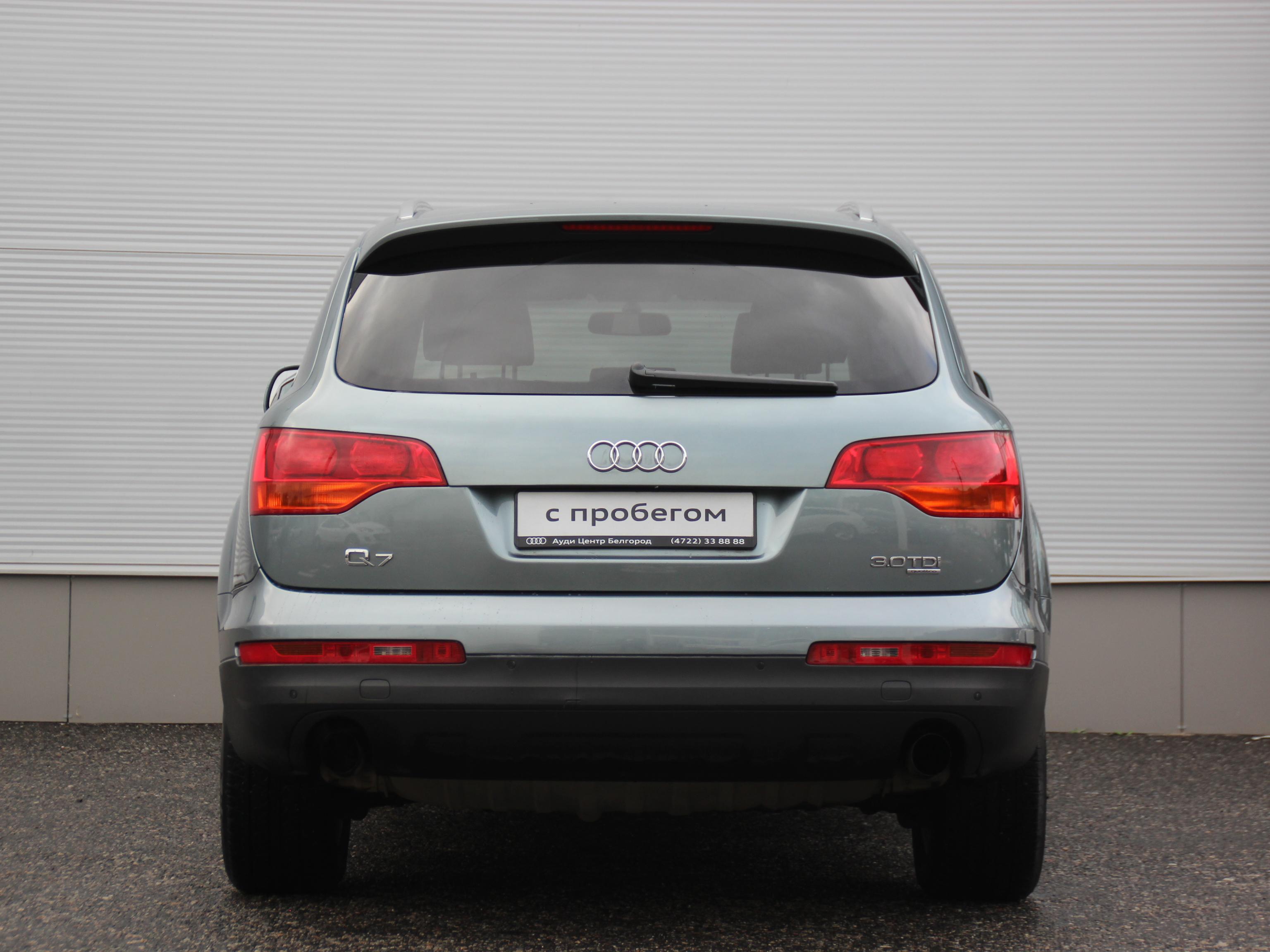 Audi Q7 Внедорожник (2008г.)