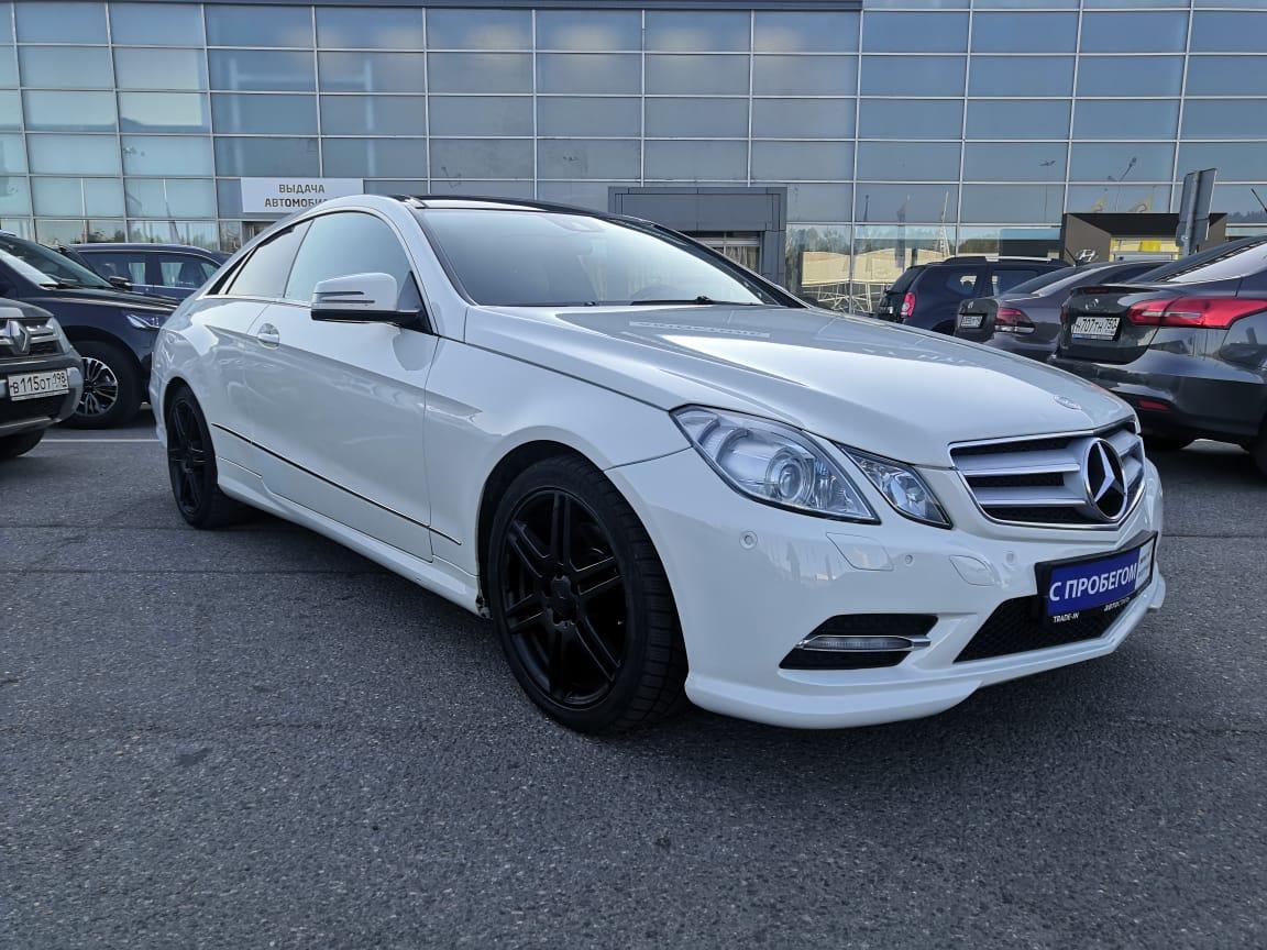 Mercedes-Benz E-Класс, W212/S212/C207/A207