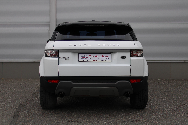 Land Rover Range Rover Evoque Внедорожник (2013г.)