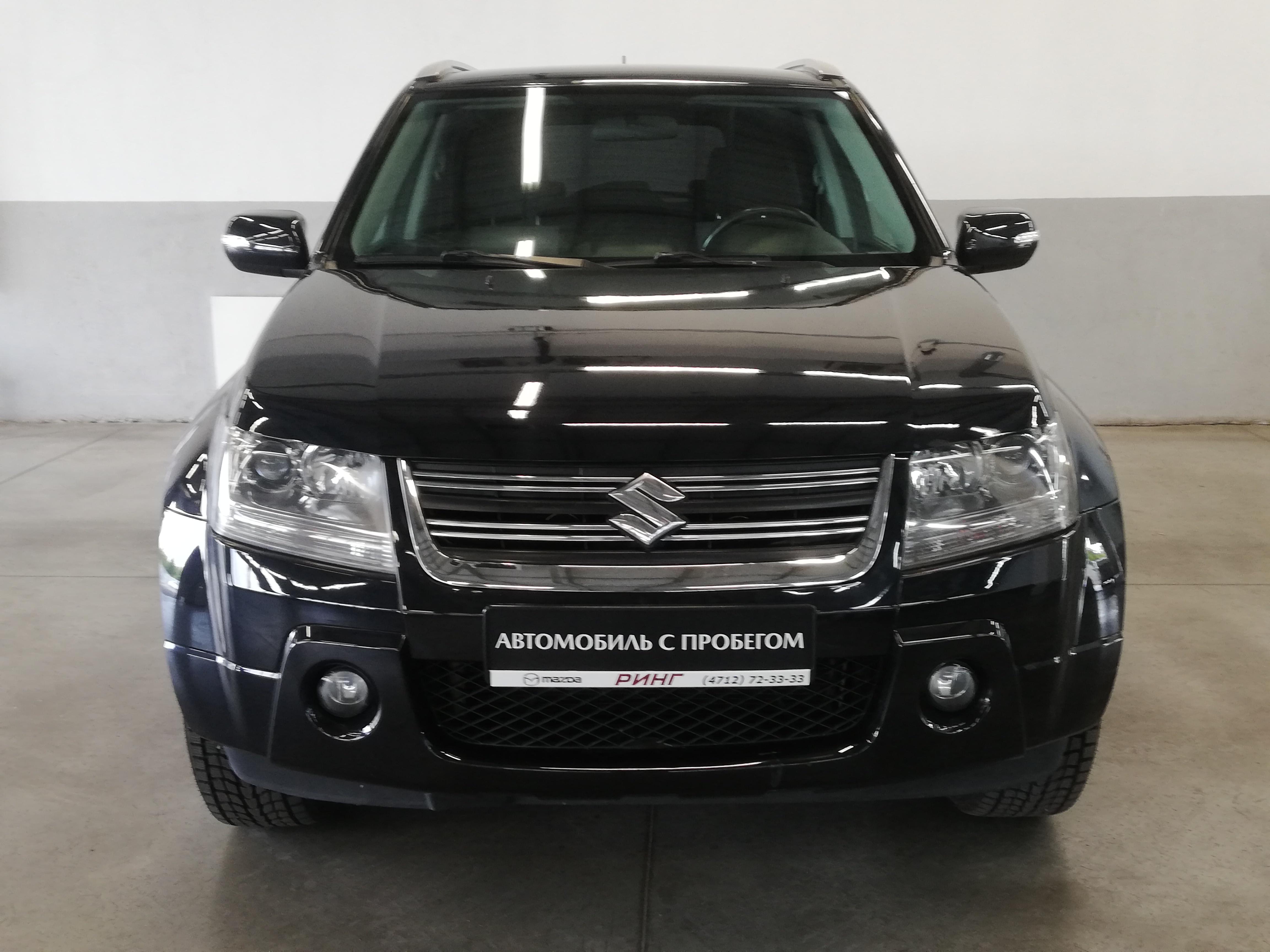 Suzuki Grand Vitara Внедорожник (2011г.)