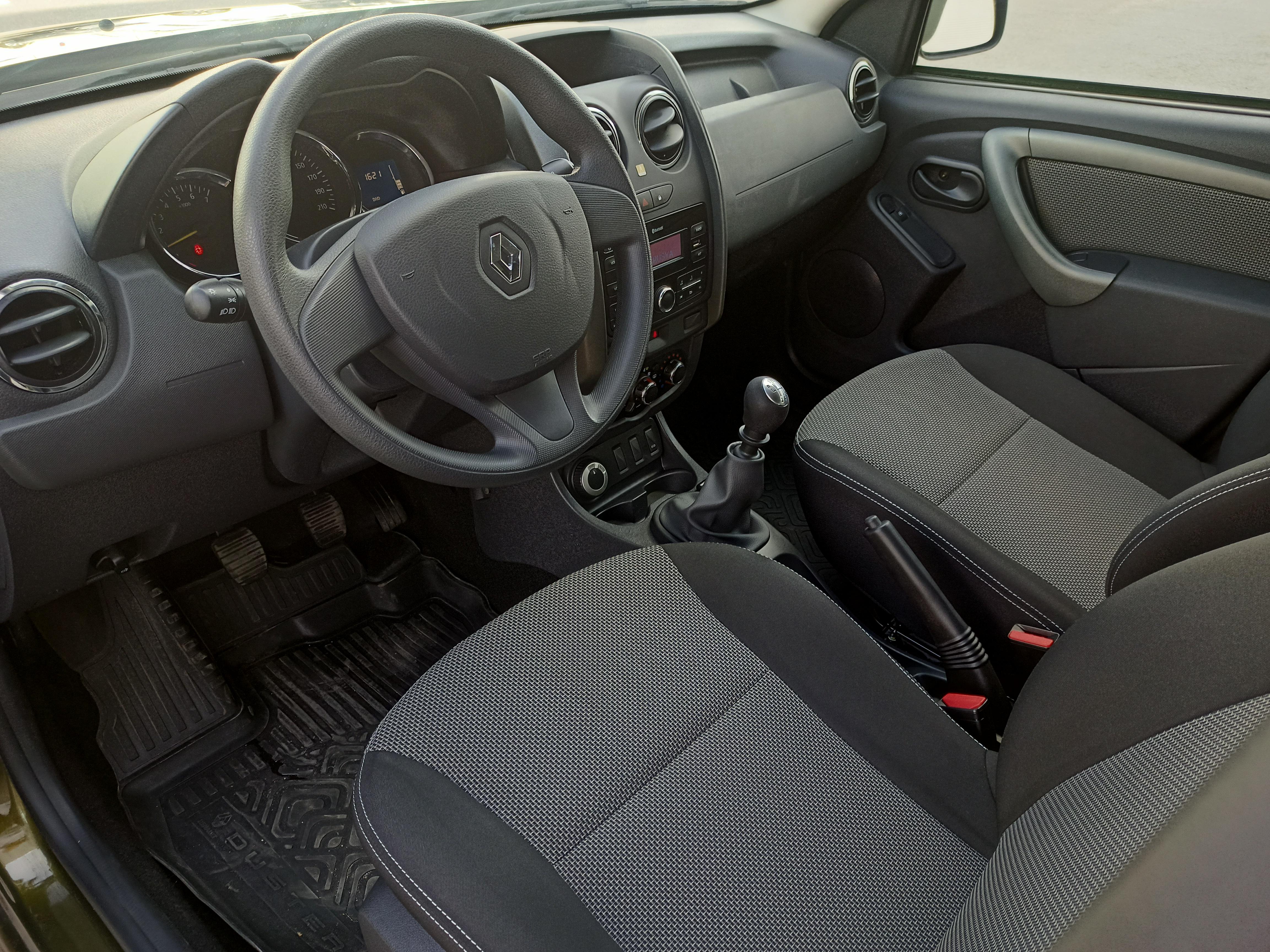 Renault Duster Внедорожник (2018г.)