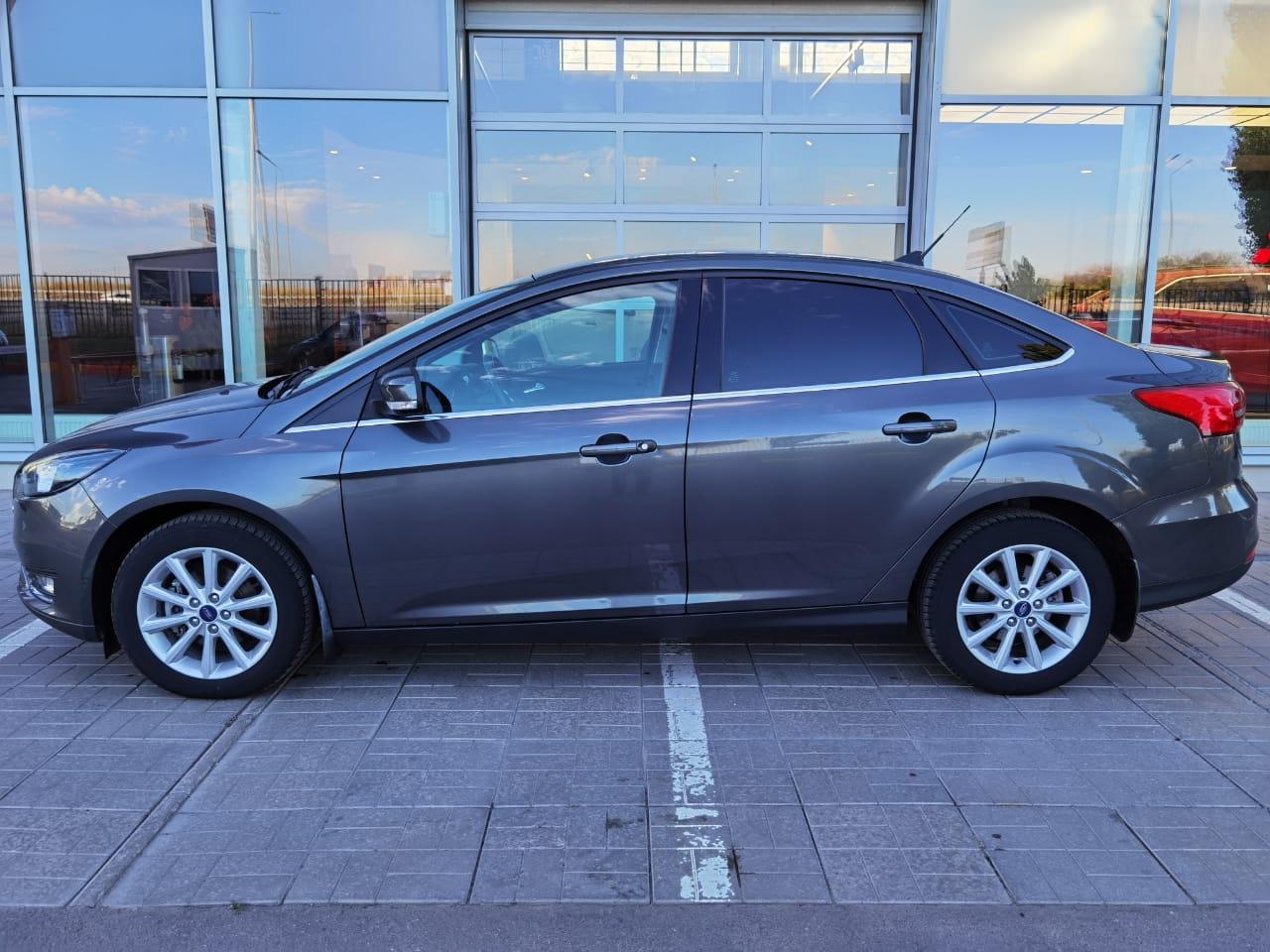 Ford | Focus, III Рестайлинг