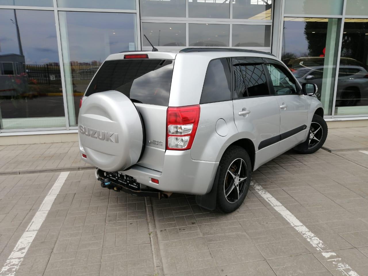 Suzuki | Grand Vitara, III Рестайлинг 2