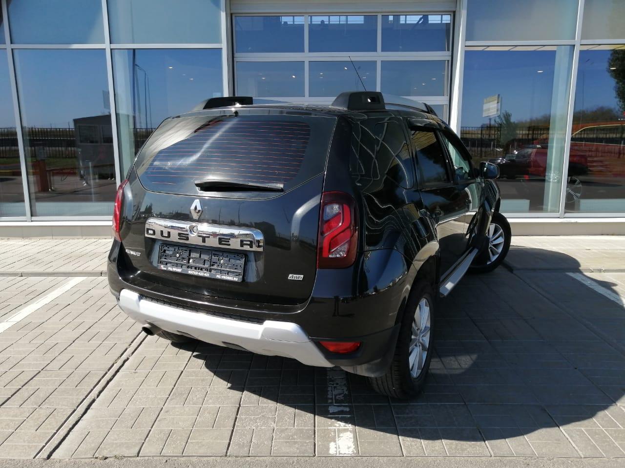 Renault | Duster, I Рестайлинг