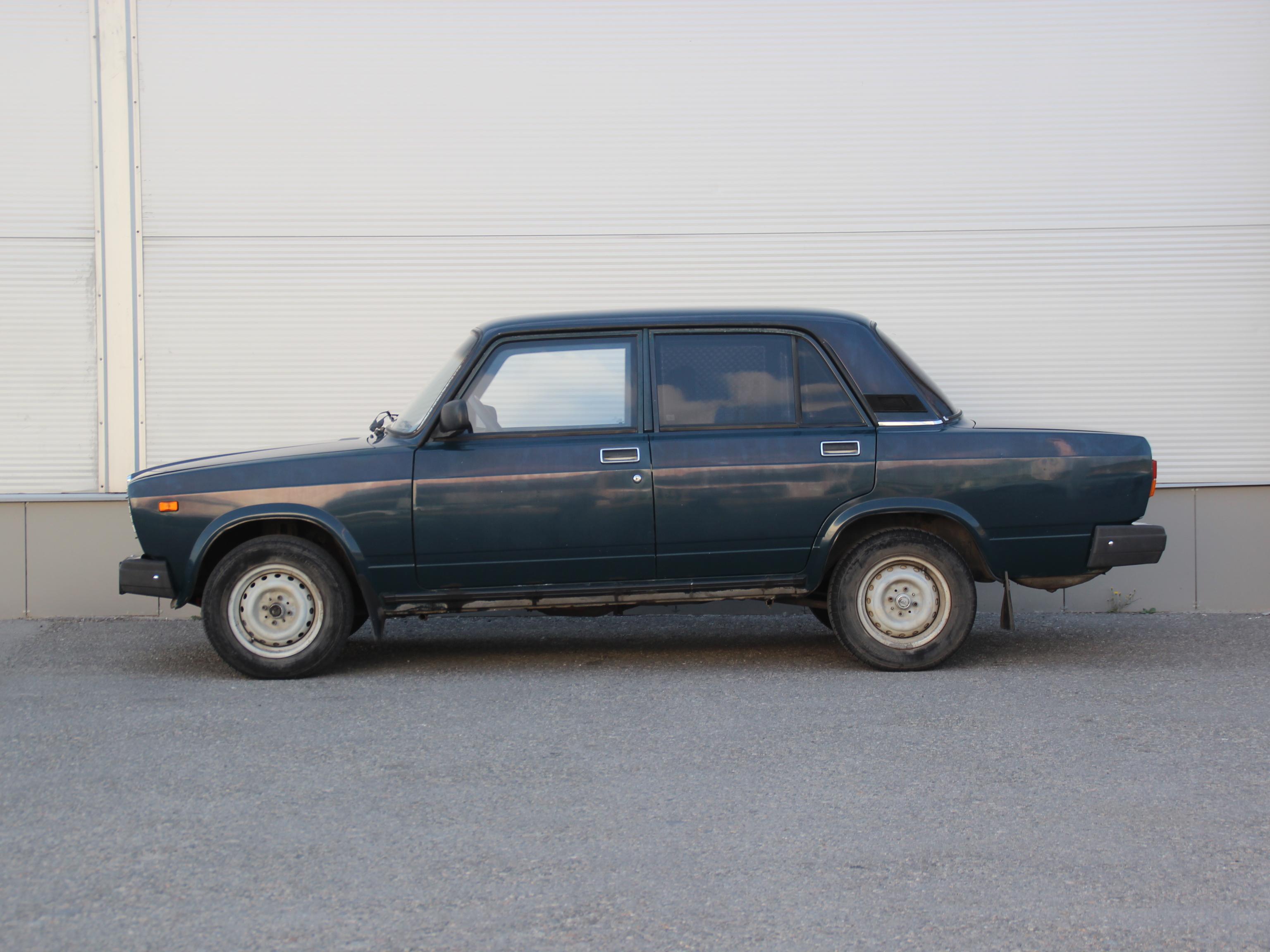 ВАЗ (Lada) 2107 Седан (2007г.)