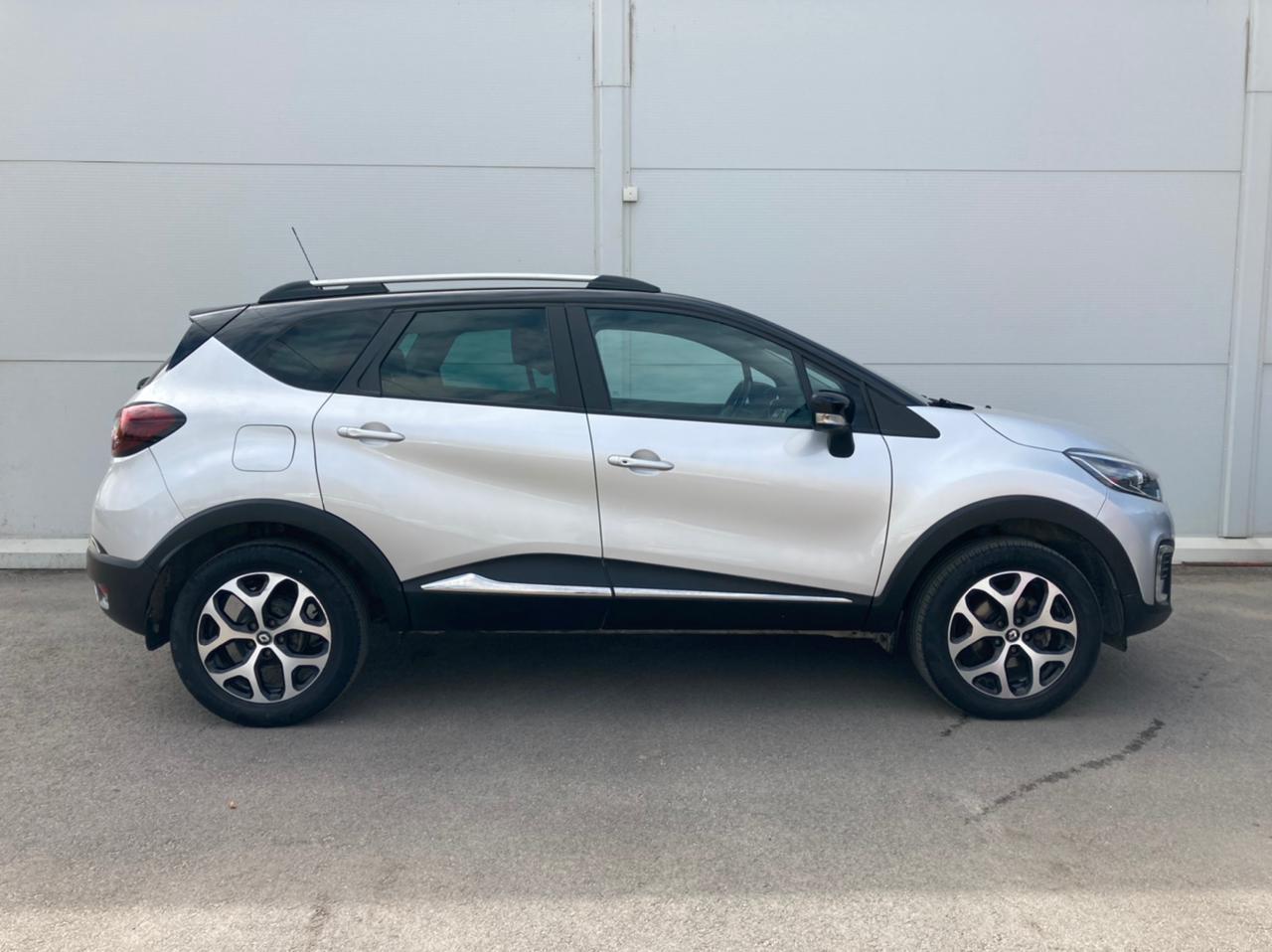 Renault Kaptur Внедорожник (2017г.)
