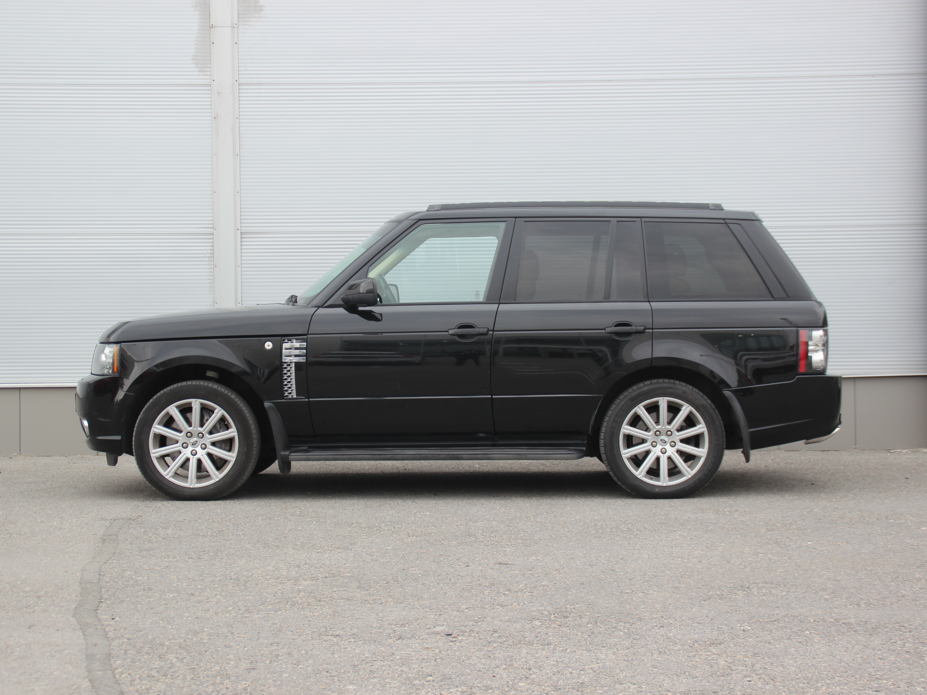 Land Rover Range Rover Внедорожник (2012г.)