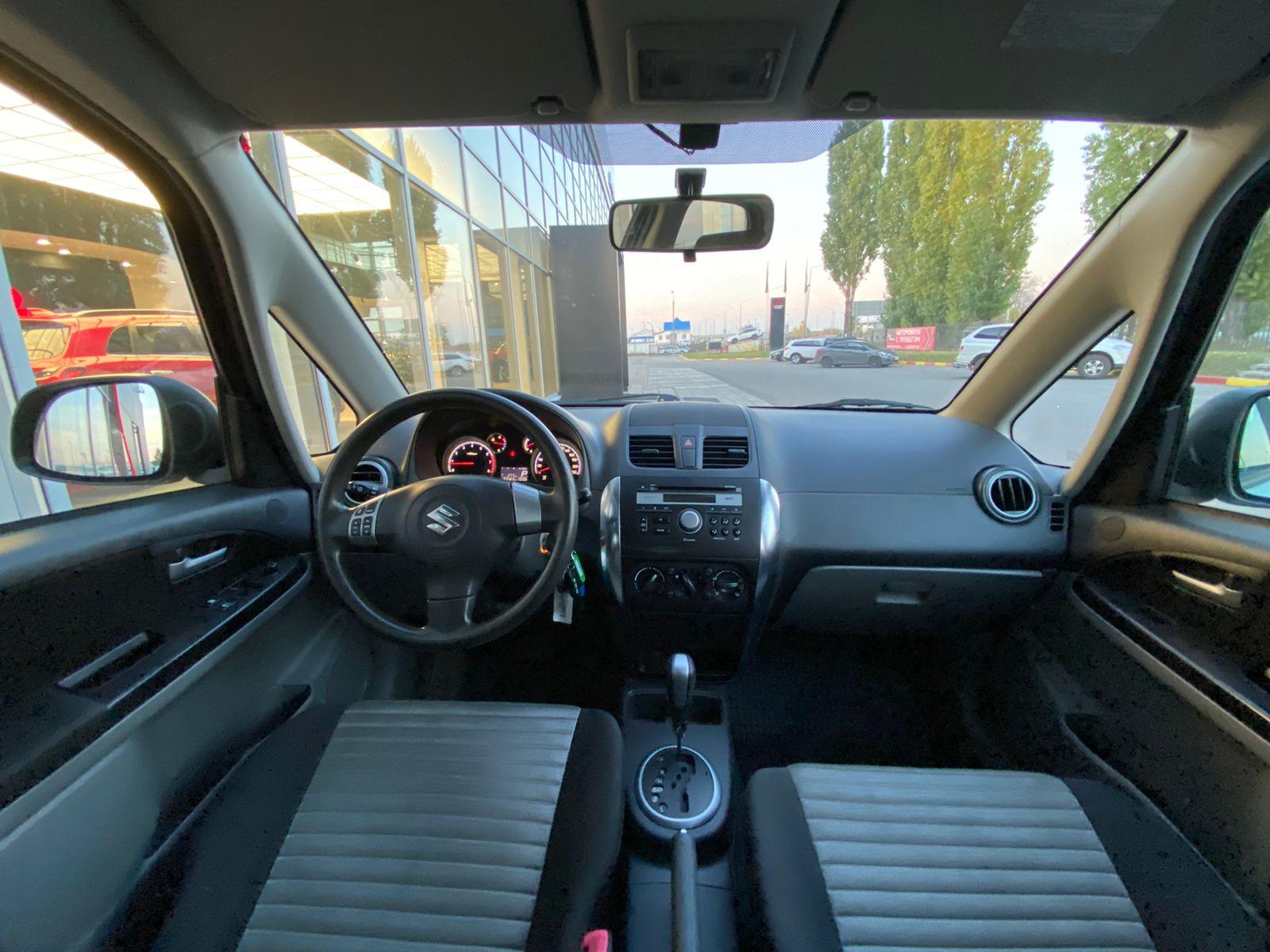 Suzuki | SX4, I (Classic) Рестайлинг