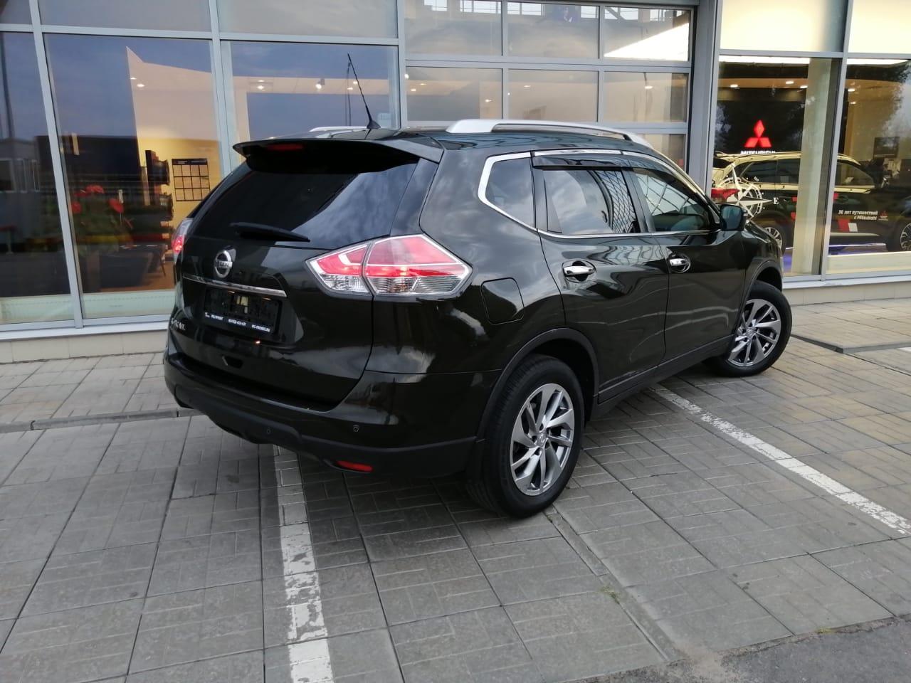 Nissan   X-Trail, III