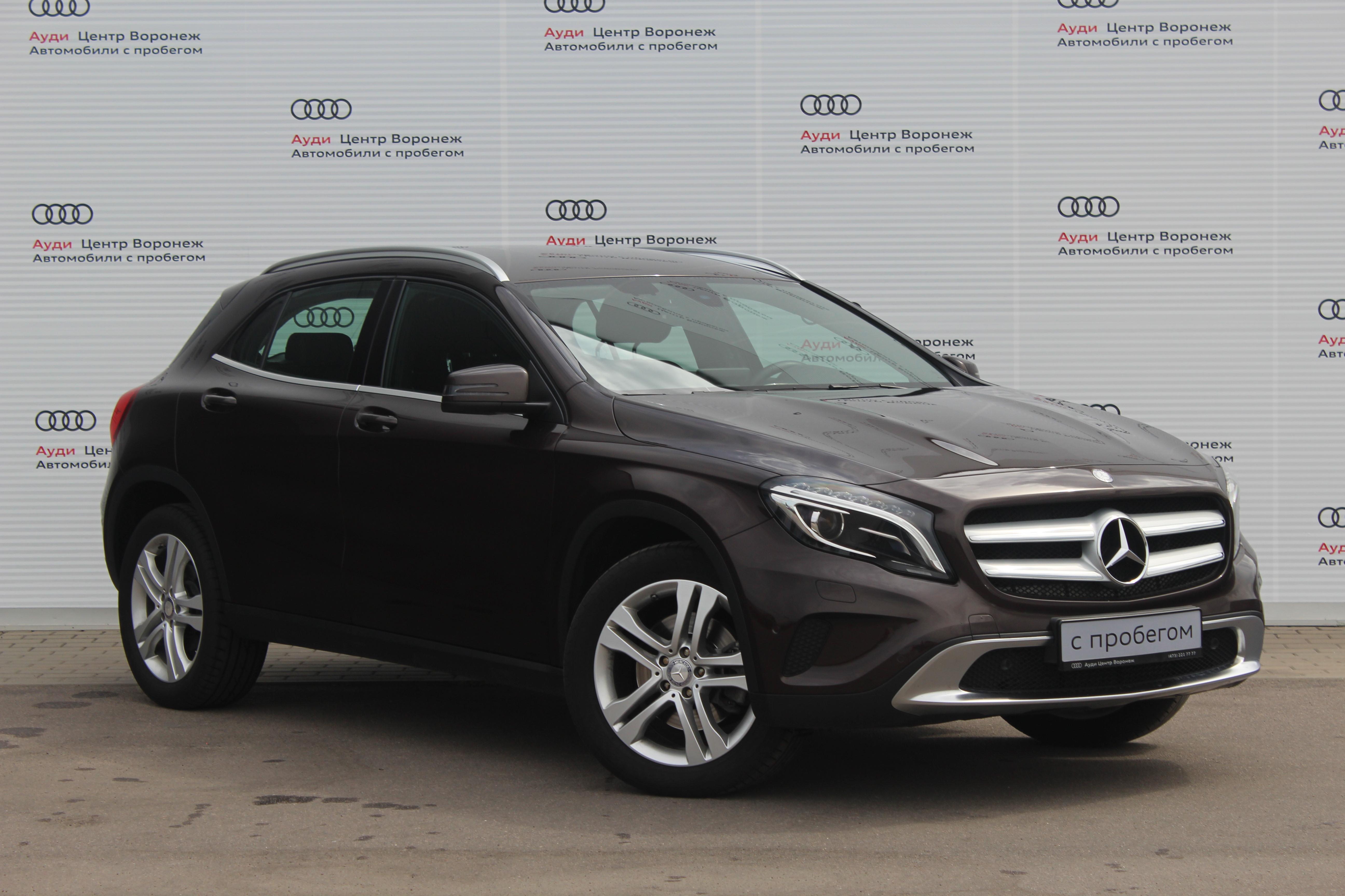 Mercedes-Benz GLA-Класс Внедорожник (2016г.)