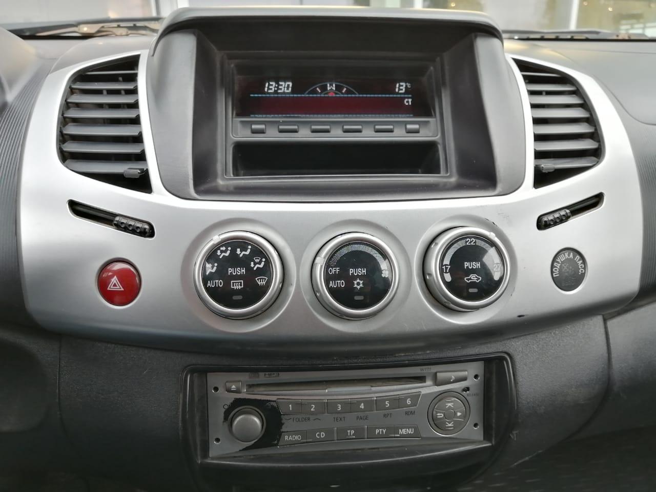 Mitsubishi | L200, IV Рестайлинг