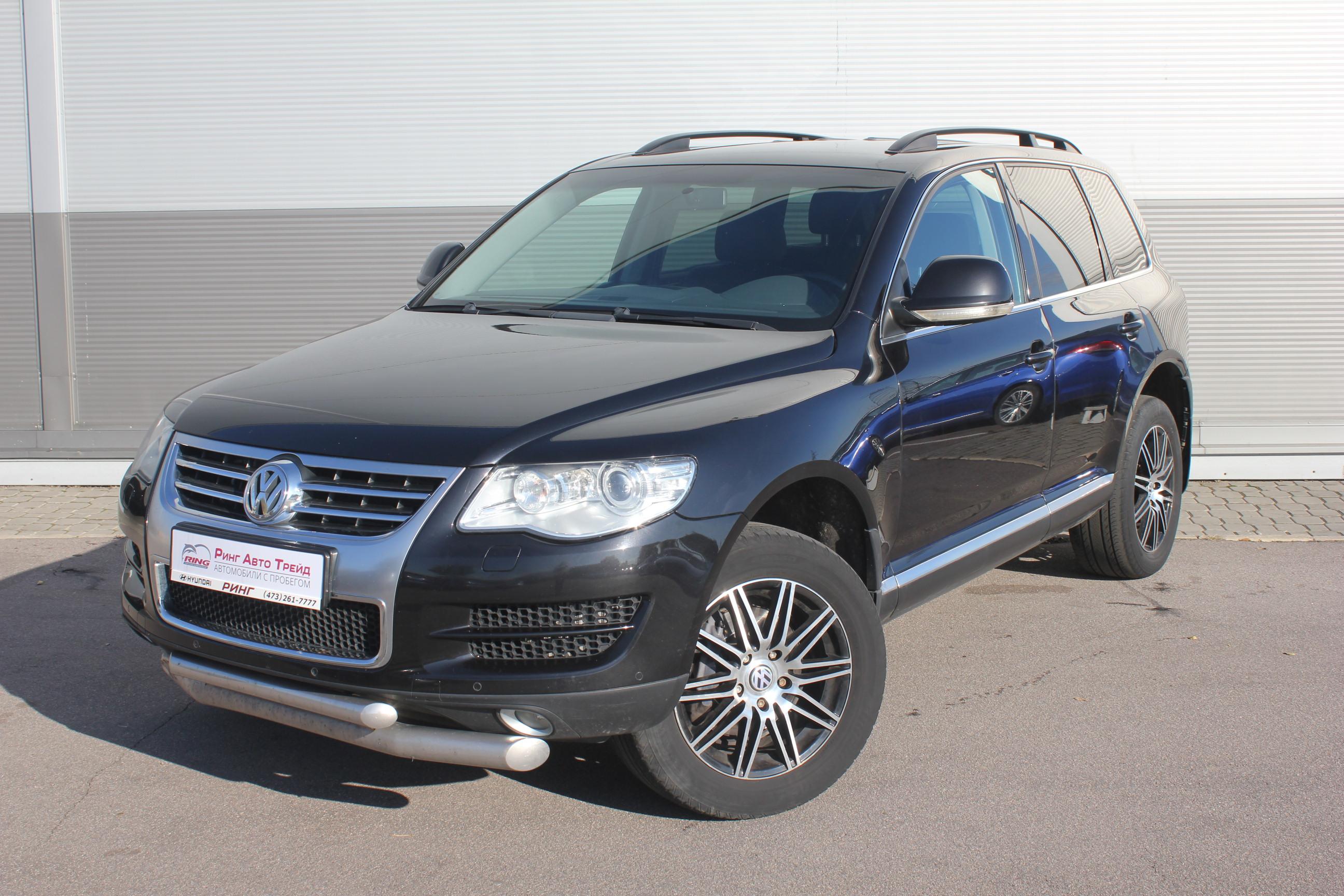 Volkswagen Touareg Внедорожник (2008г.)