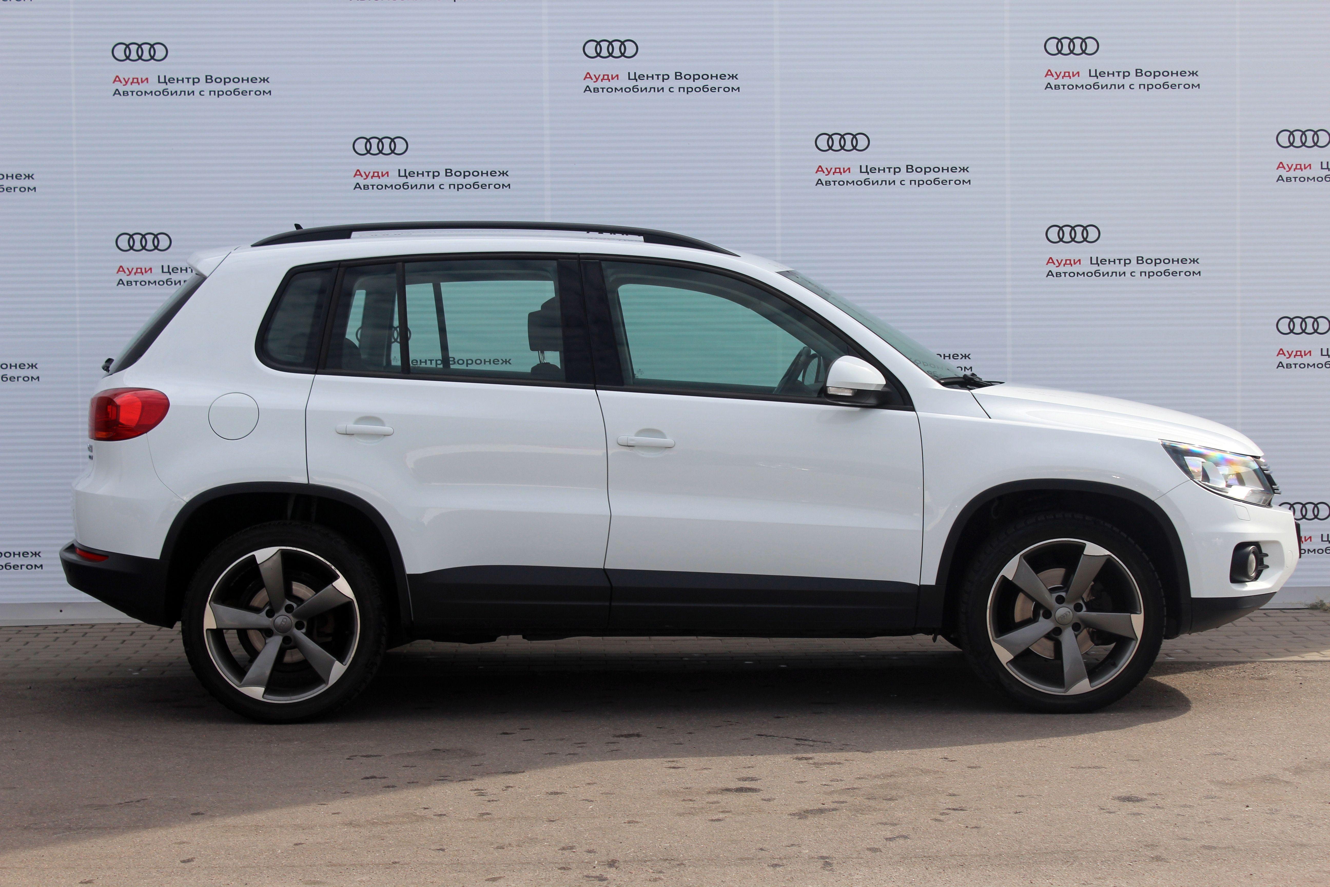 Volkswagen Tiguan Внедорожник (2014г.)