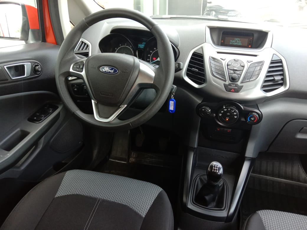 Ford | EcoSport, I Рестайлинг
