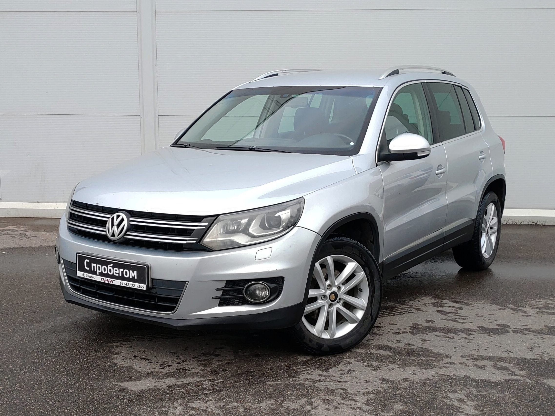 Volkswagen Tiguan Внедорожник (2012г.)