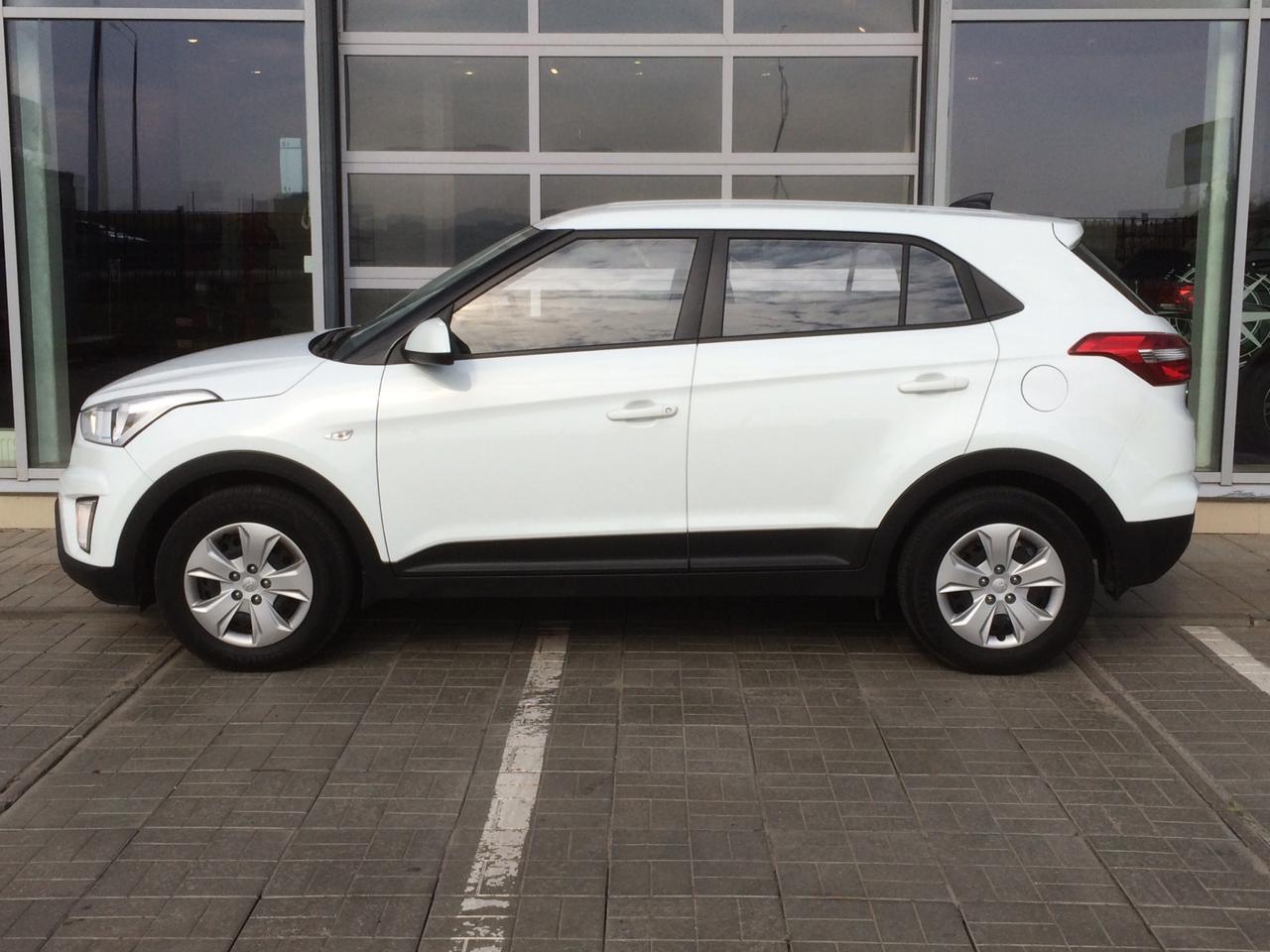 Hyundai | Creta, I Рестайлинг