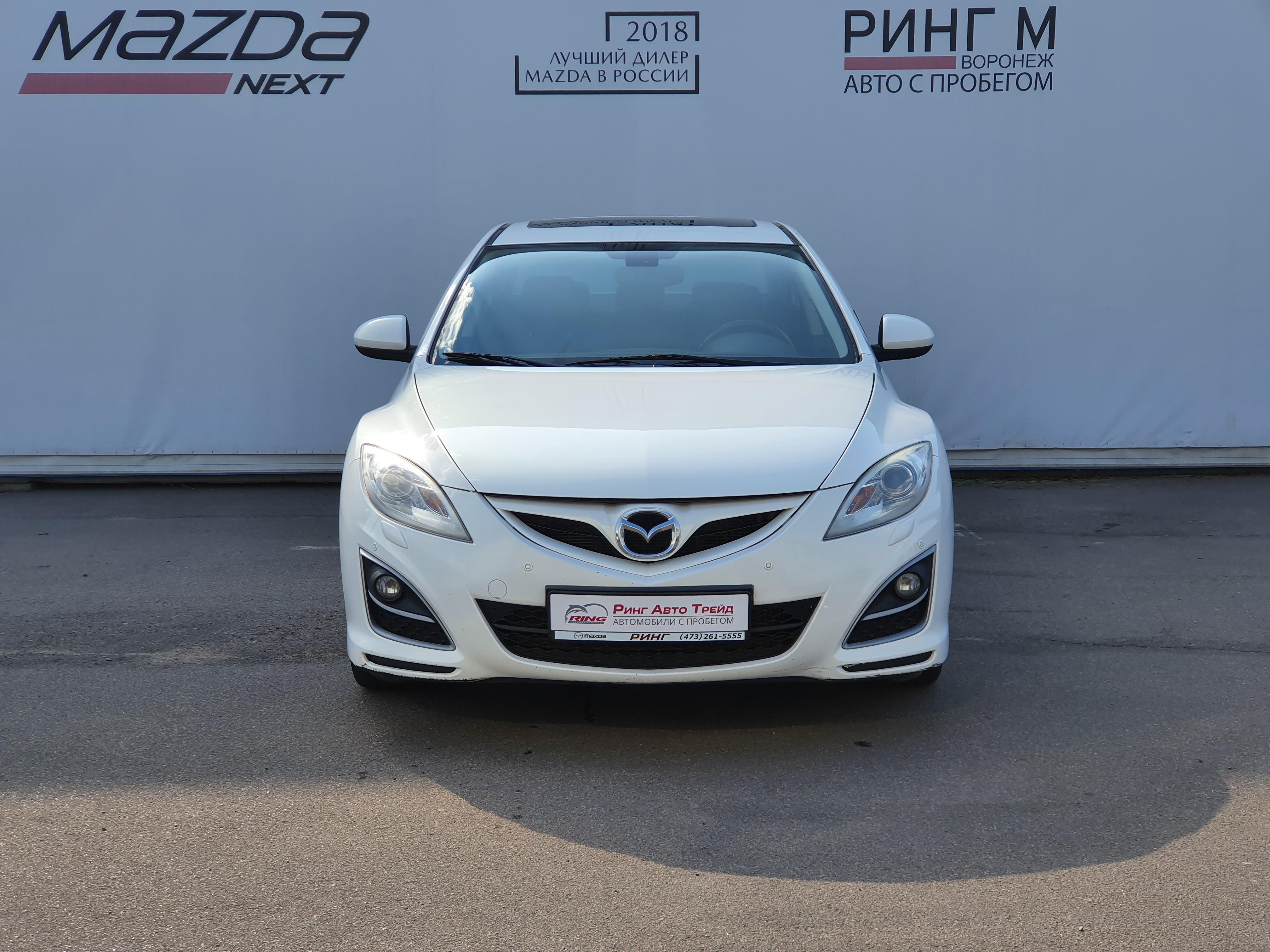 Mazda 6 Седан (2010г.)