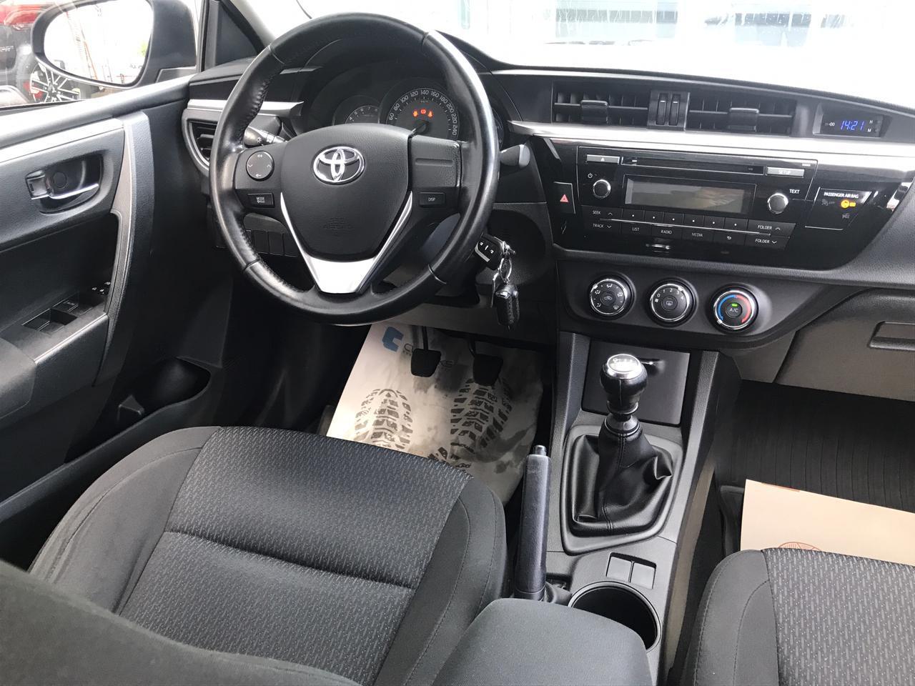Toyota | Corolla, XI (E160, E170)