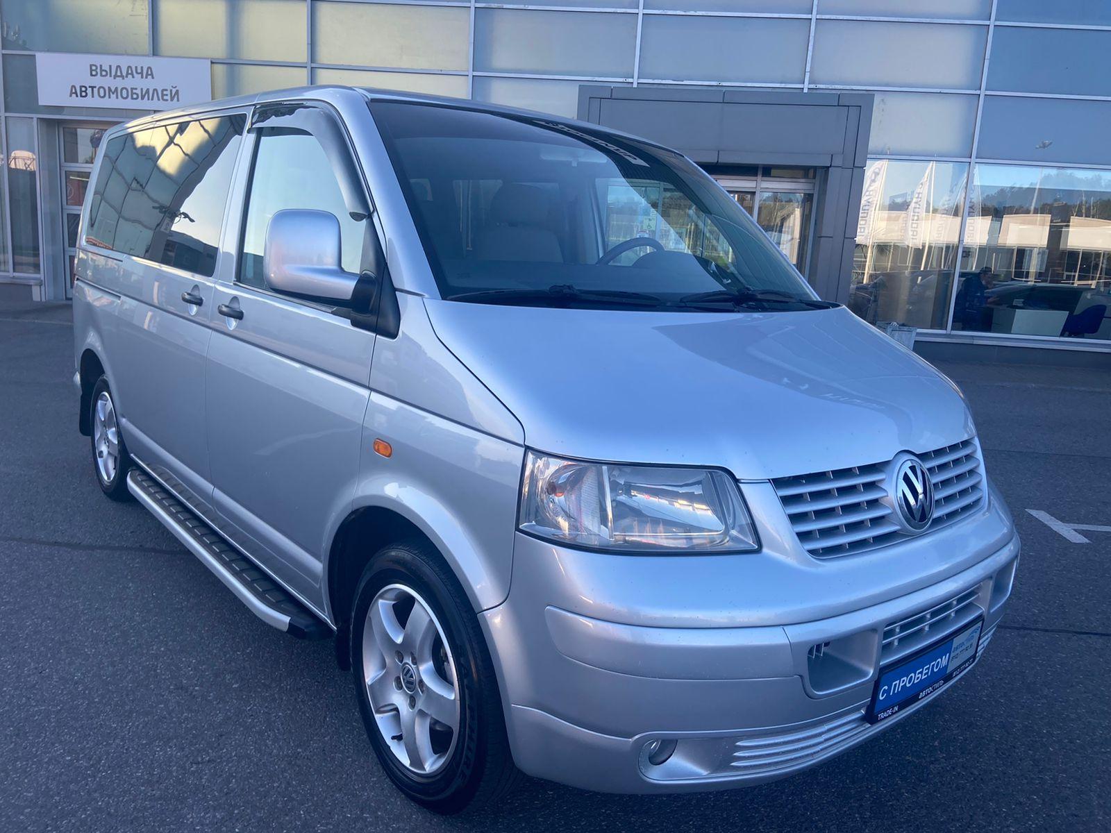 Volkswagen Transporter, T5