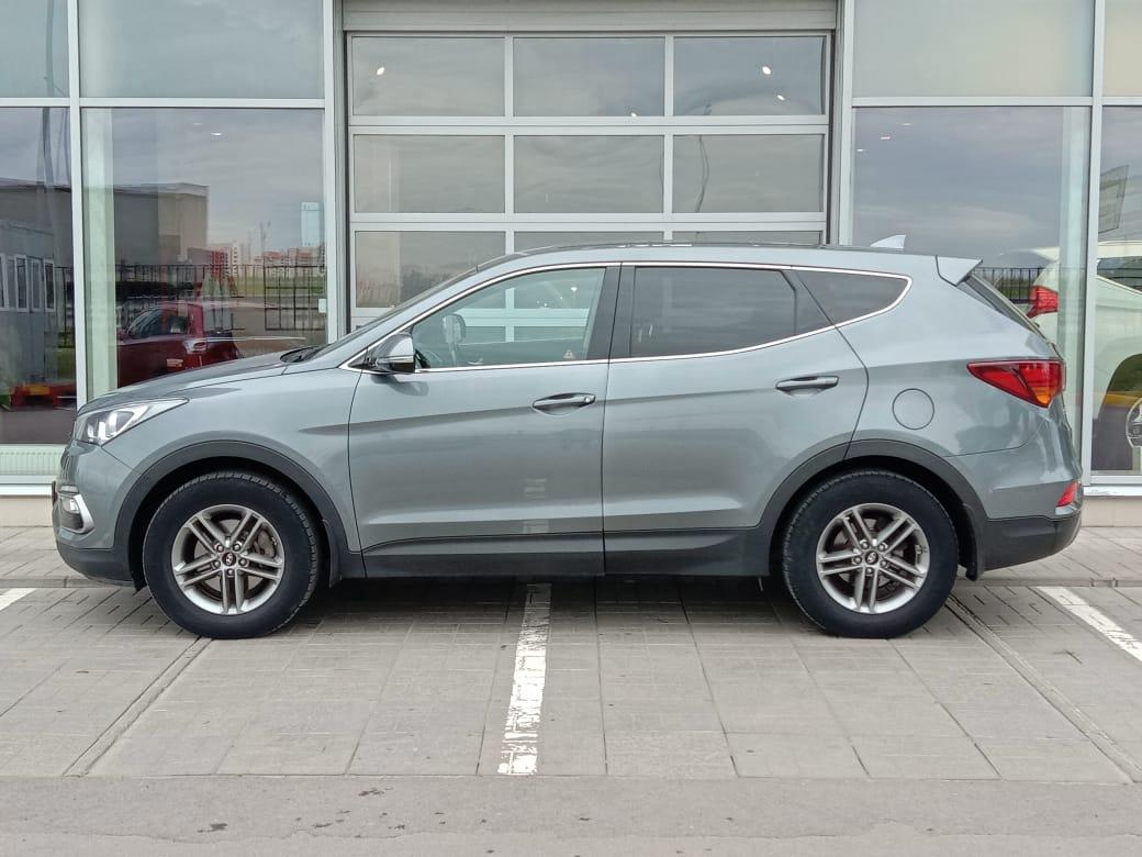 Hyundai | Santa Fe, III Рестайлинг