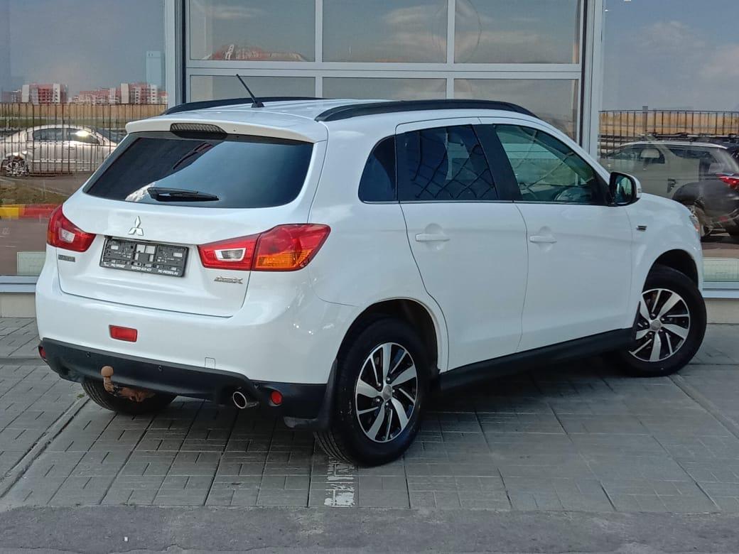 Mitsubishi | ASX, I Рестайлинг