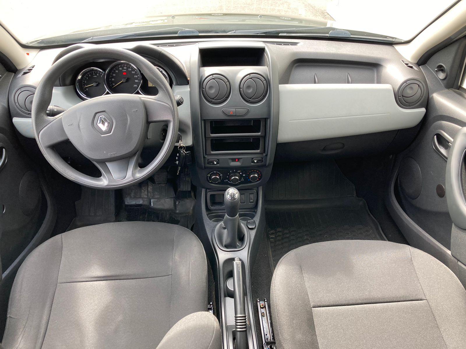 Renault Duster Внедорожник (2016г.)