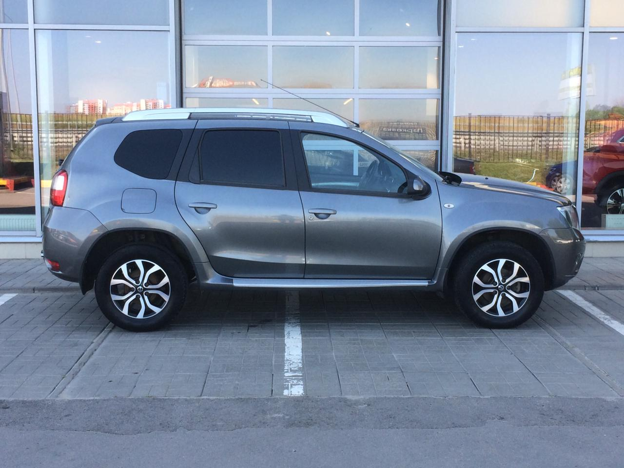 Nissan | Terrano, III (D10)