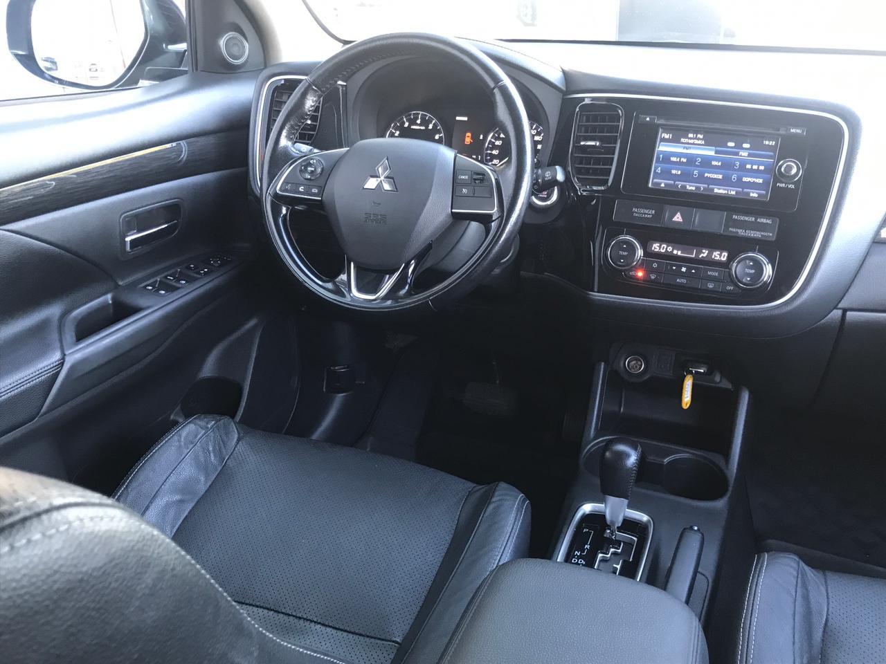Mitsubishi   Outlander, III Рестайлинг 2