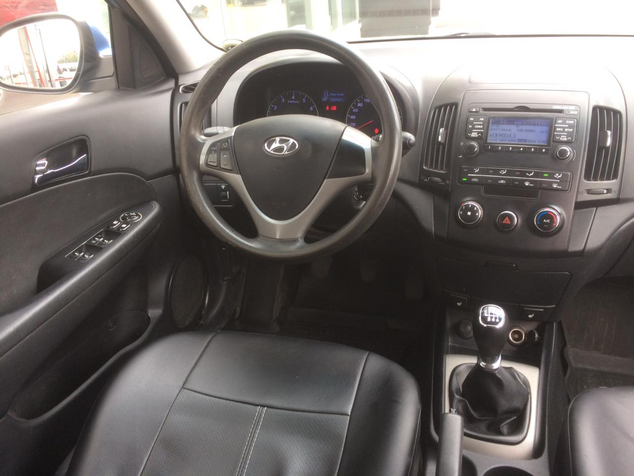 Hyundai   i30, I Рестайлинг