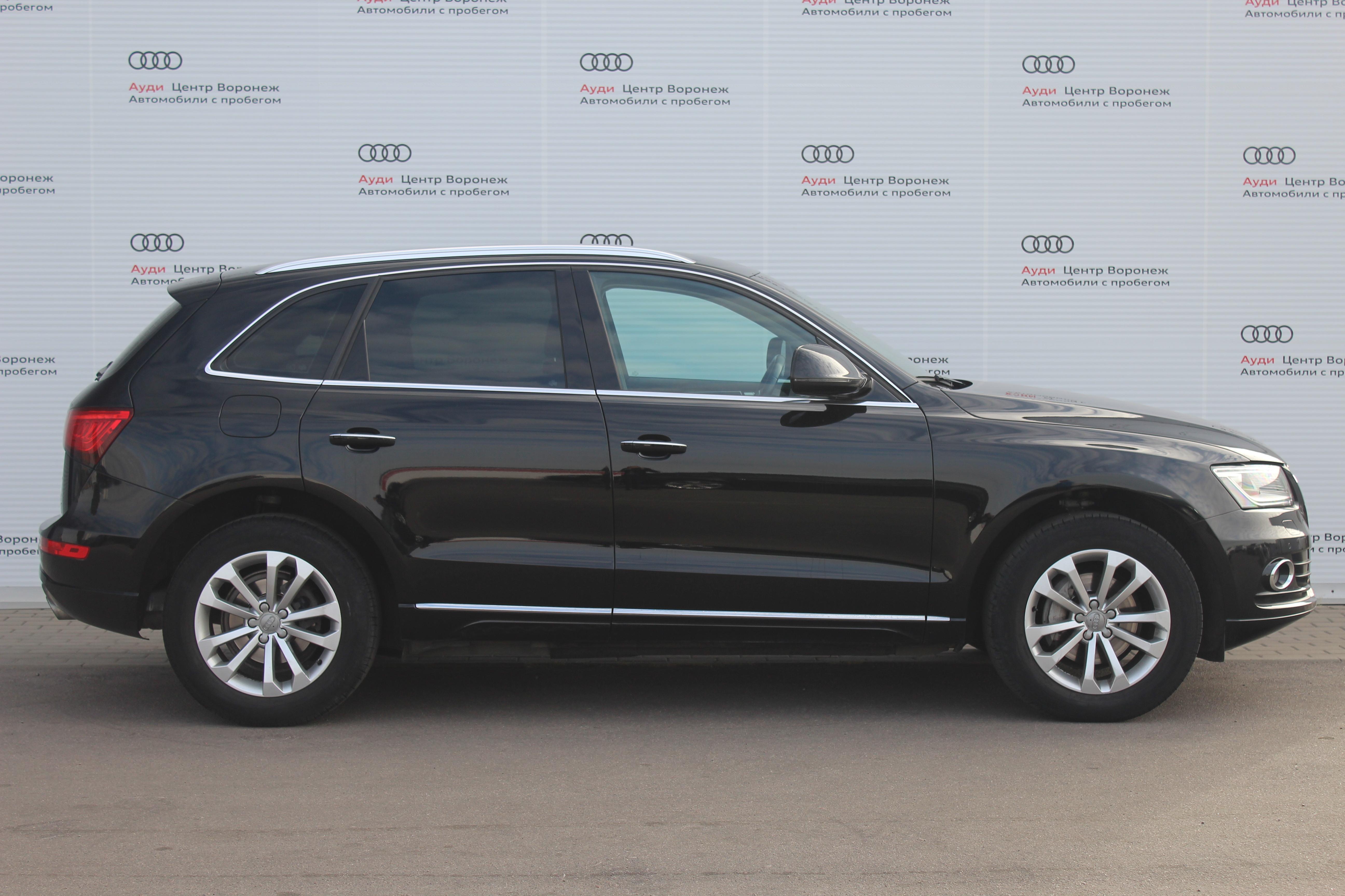 Audi Q5 Внедорожник (2015г.)
