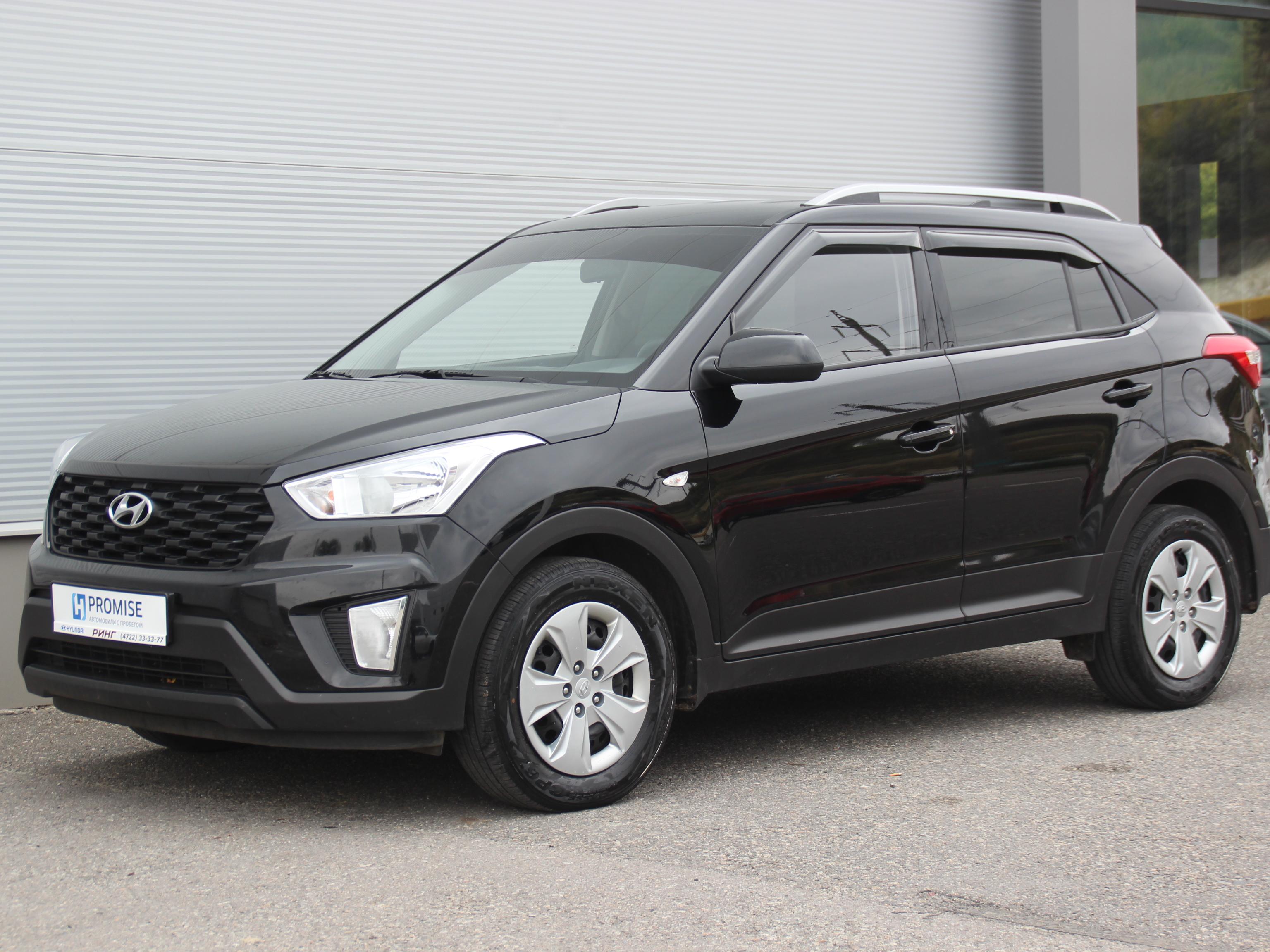 Hyundai Creta Внедорожник (2020г.)