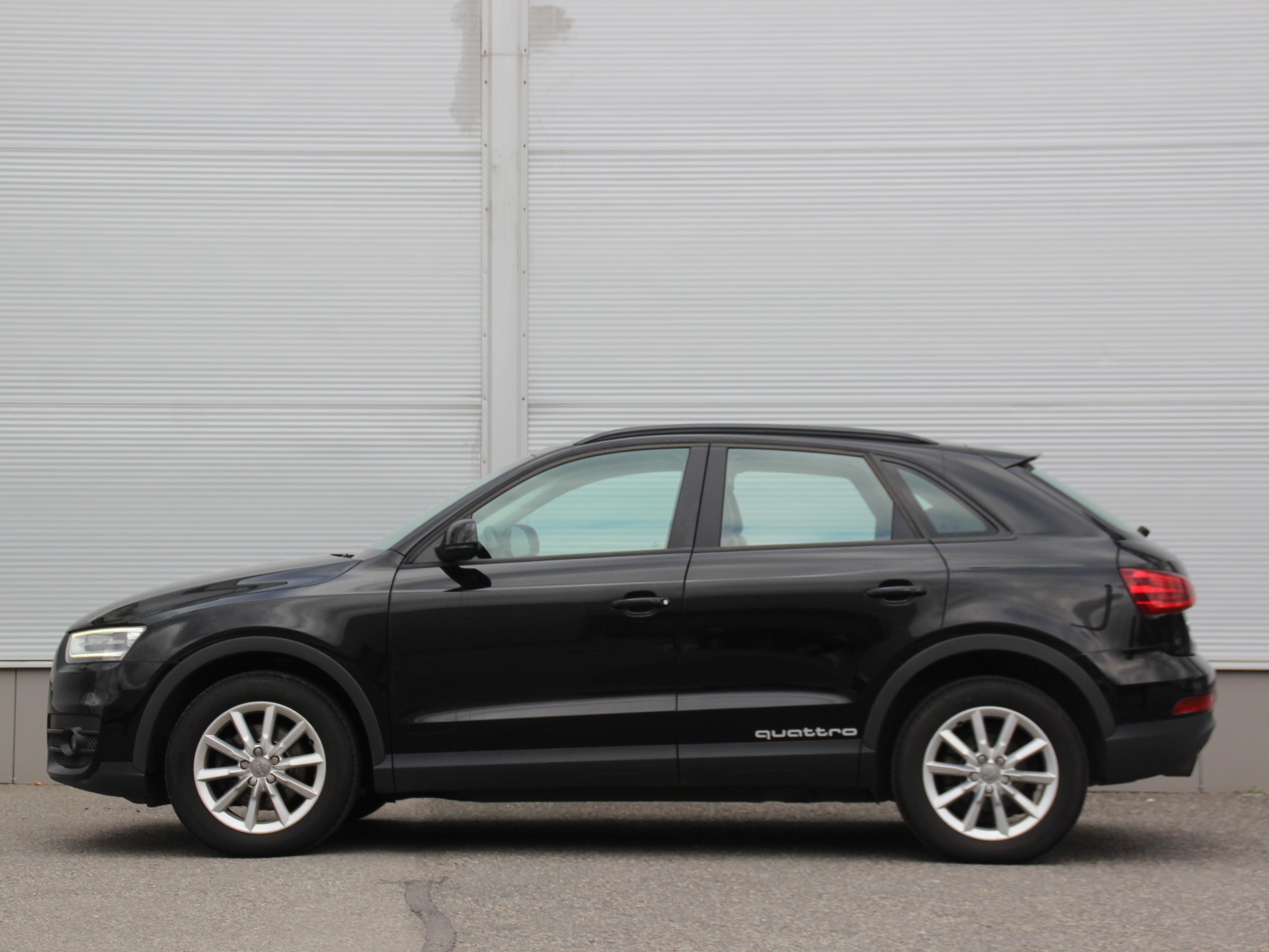 Audi Q3 Внедорожник (2013г.)
