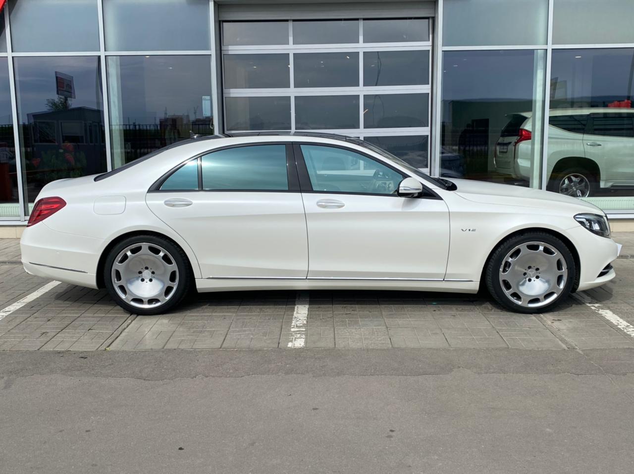 Mercedes-Benz | S-Класс, VI (W222, C217)