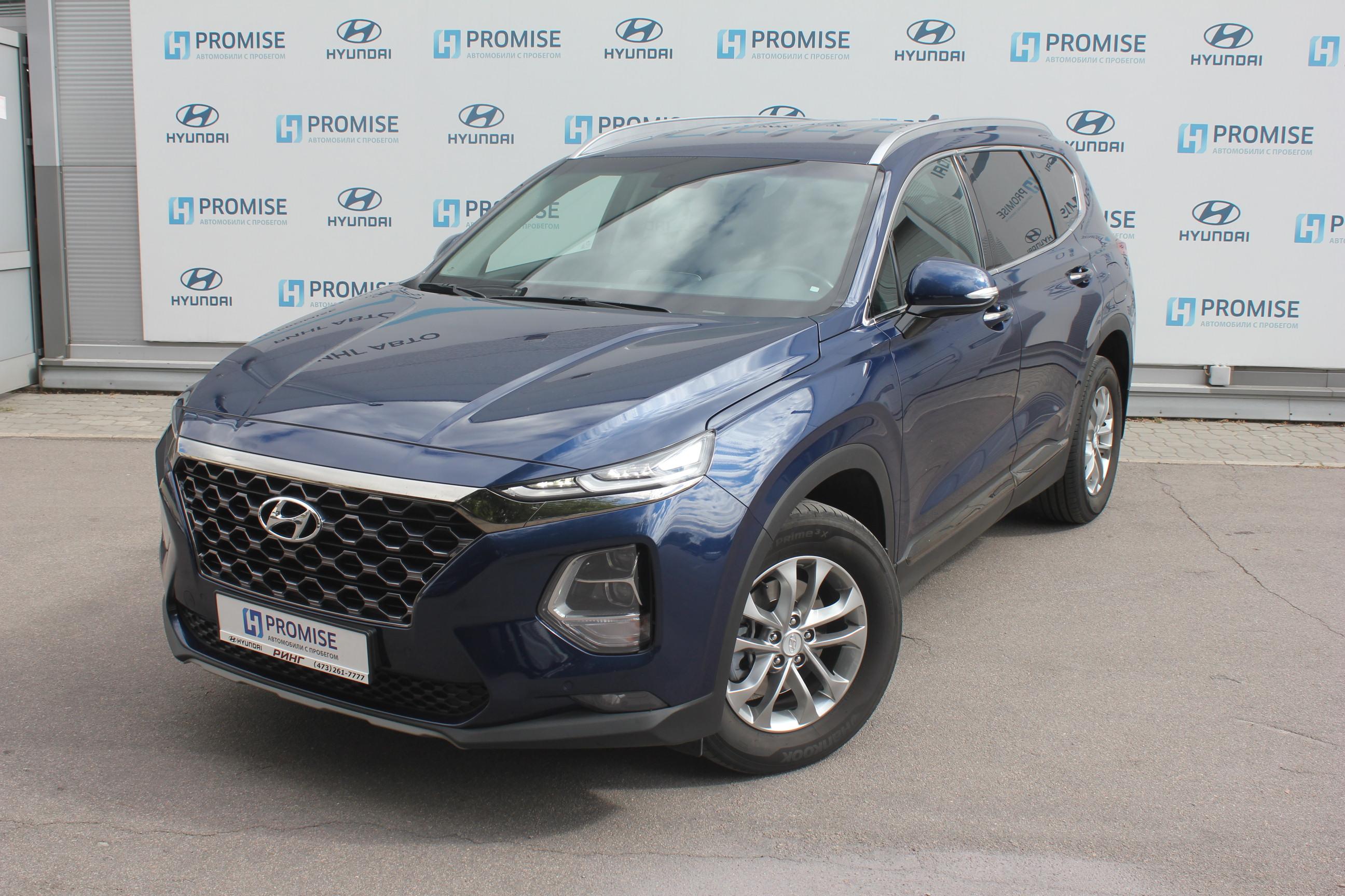 Hyundai Santa Fe Внедорожник (2020г.)
