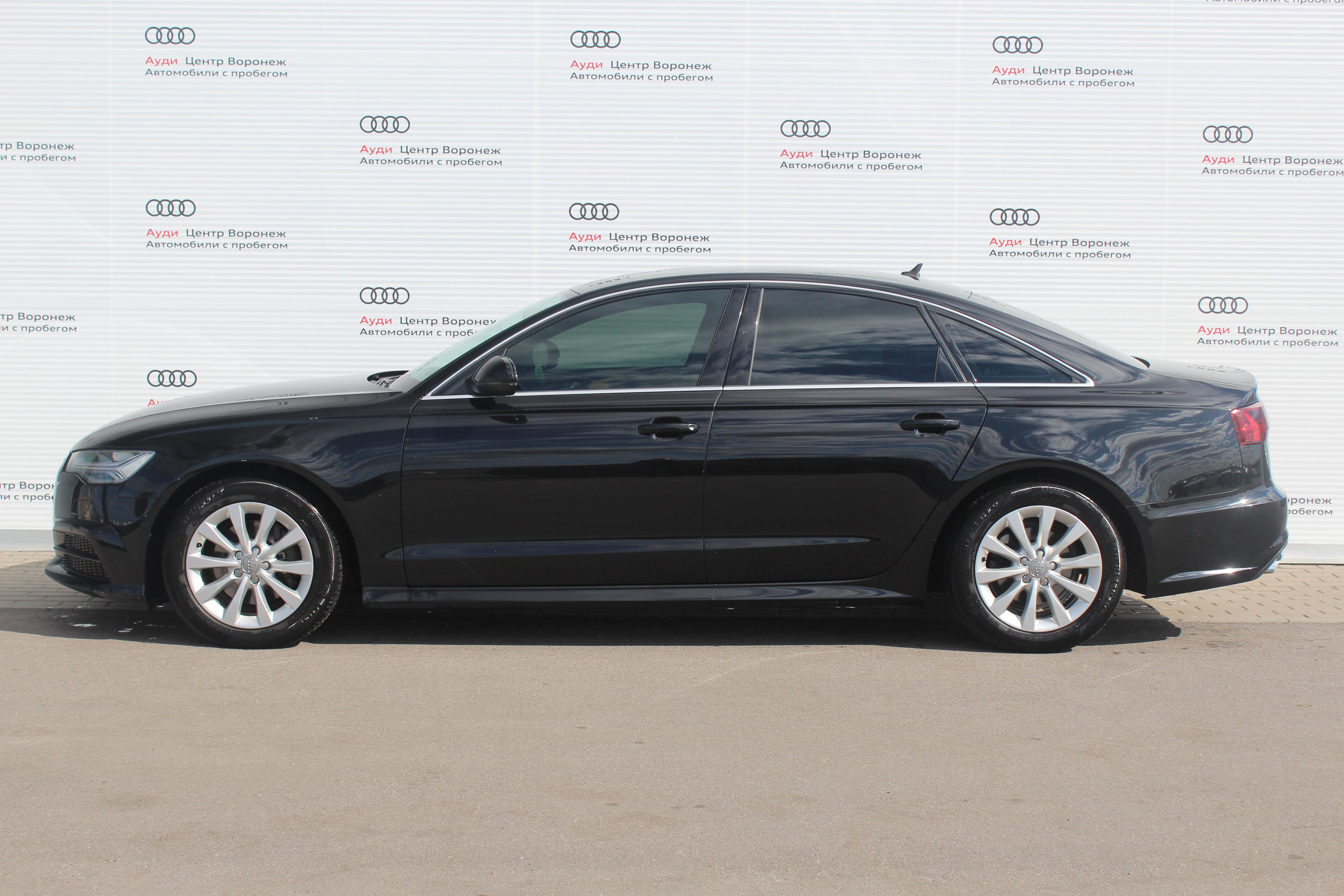 Audi A6 Седан (2017г.)