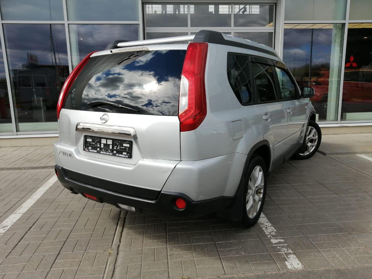 Nissan | X-Trail, II Рестайлинг