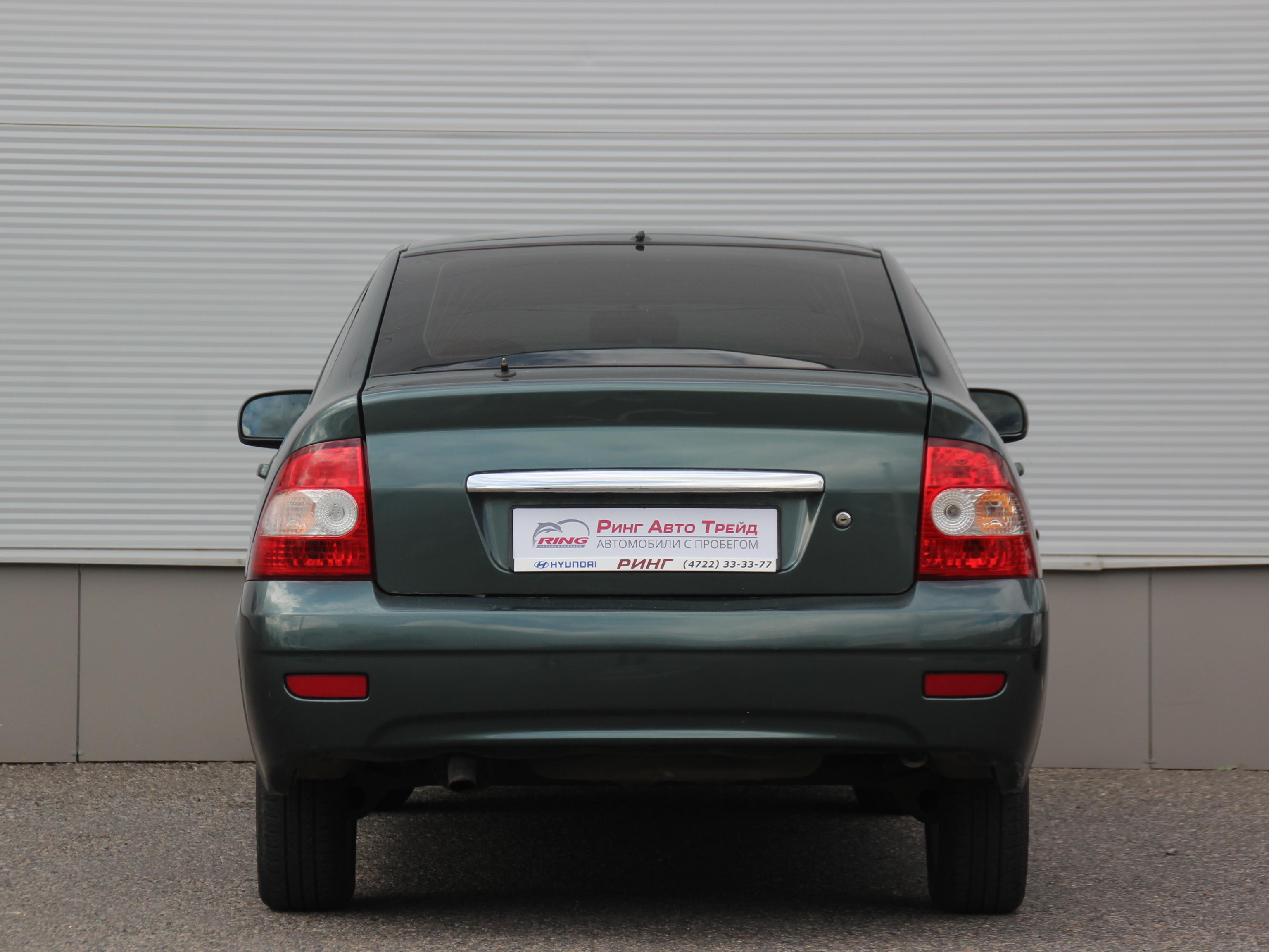 ВАЗ (Lada) Priora Хэтчбек (2010г.)