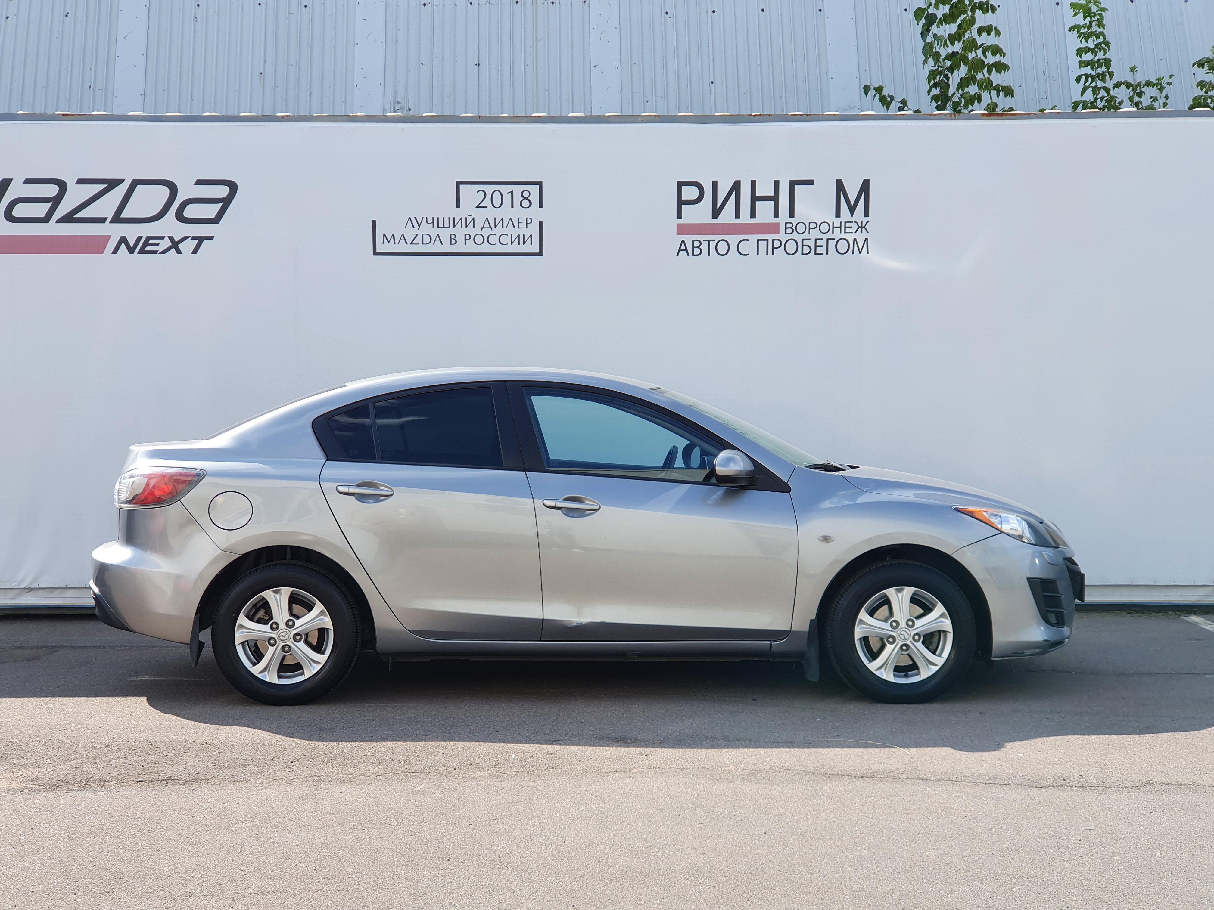 Mazda 3 Седан (2011г.)