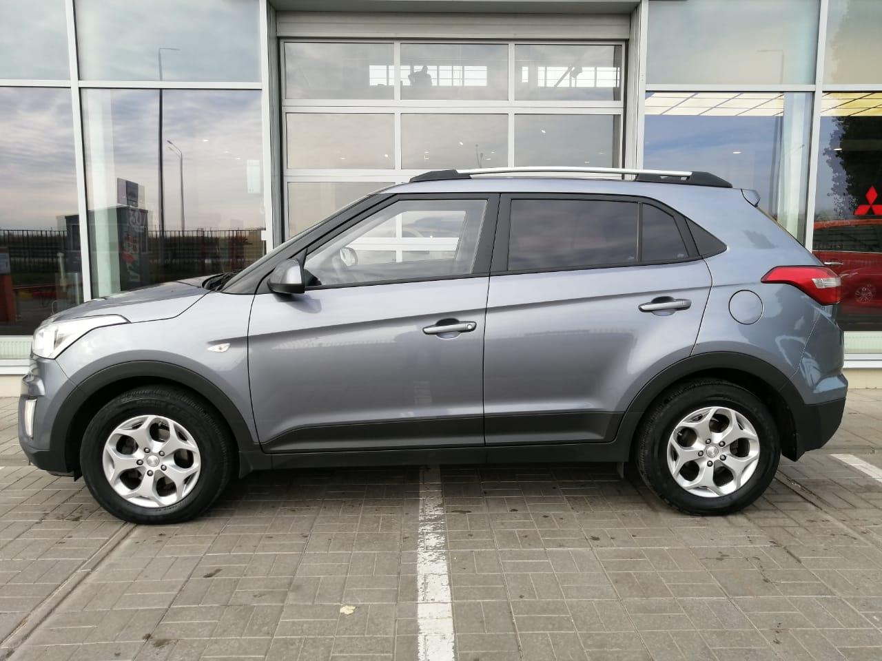 Hyundai   Creta, I Рестайлинг