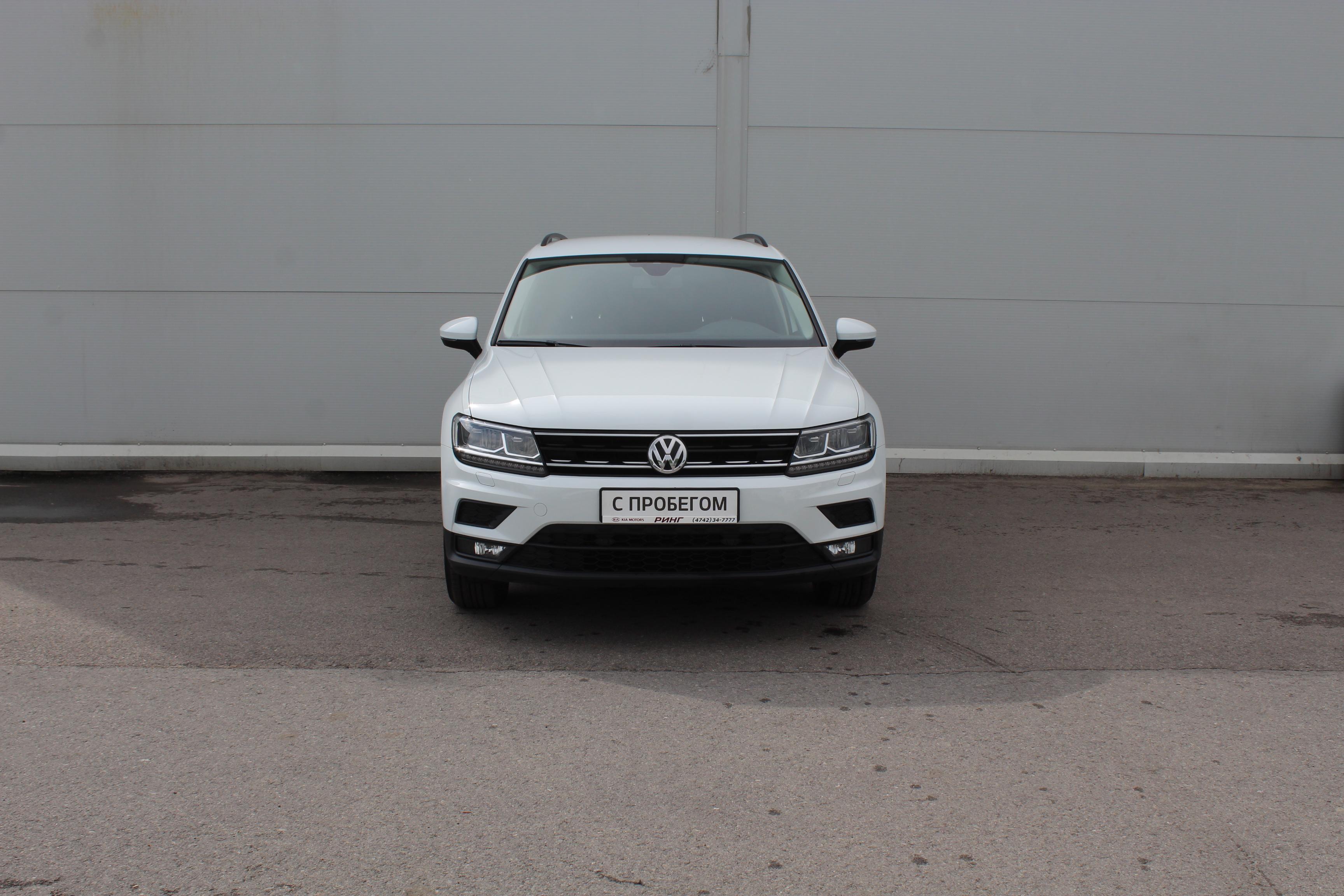 Volkswagen Tiguan Внедорожник (2020г.)