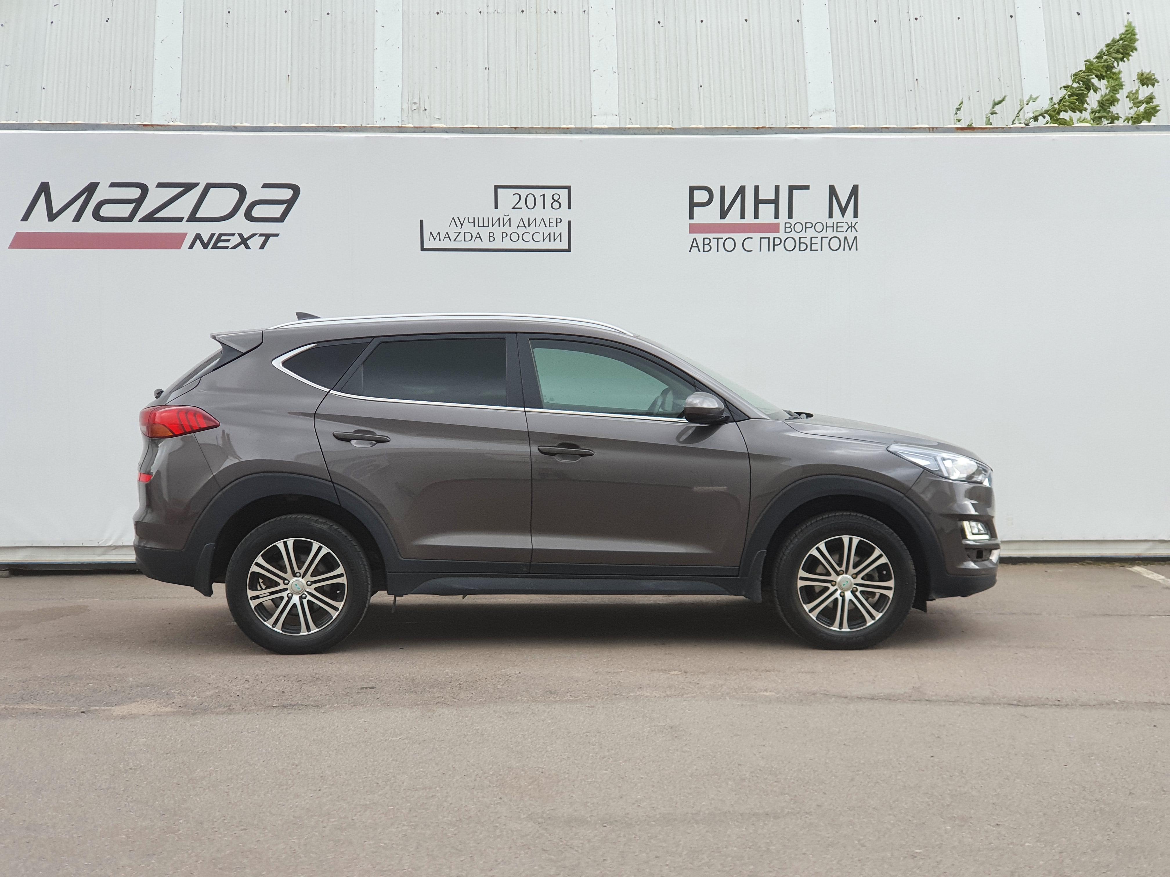 Hyundai Tucson Внедорожник (2018г.)