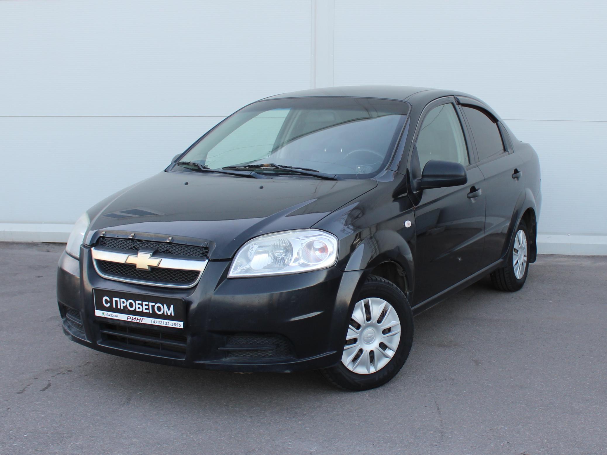 Chevrolet Aveo Седан (2011г.)