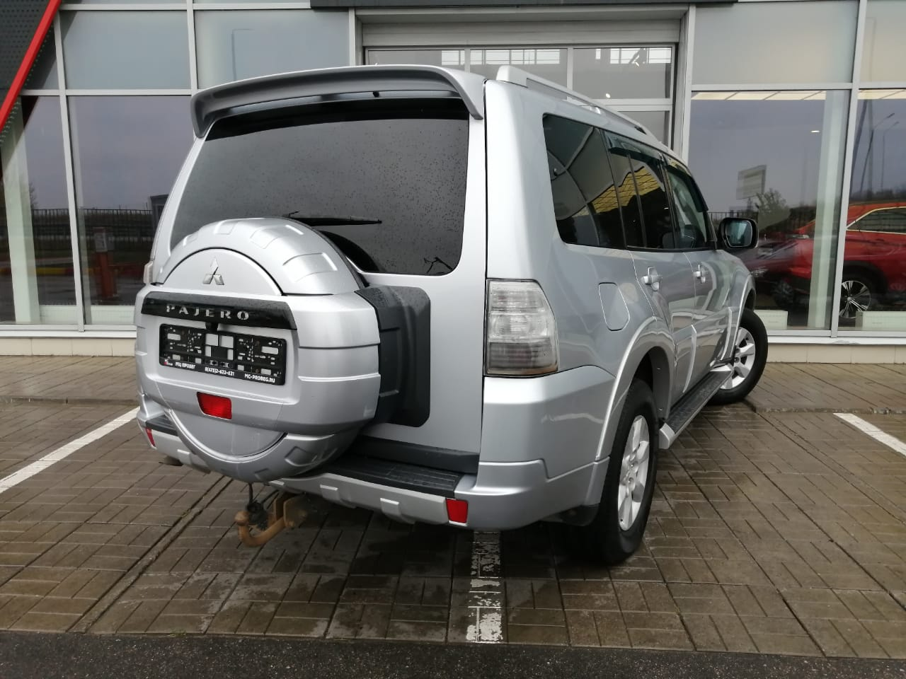 Mitsubishi | Pajero, IV