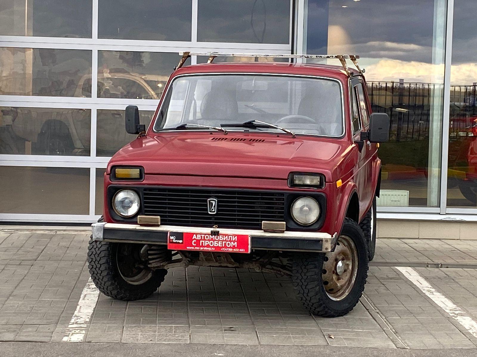 LADA (ВАЗ)   2121 (4x4), I Рестайлинг (2020)