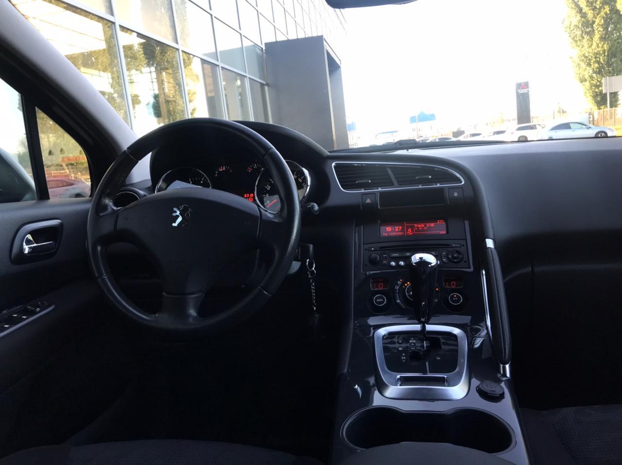 Peugeot   3008, I Рестайлинг